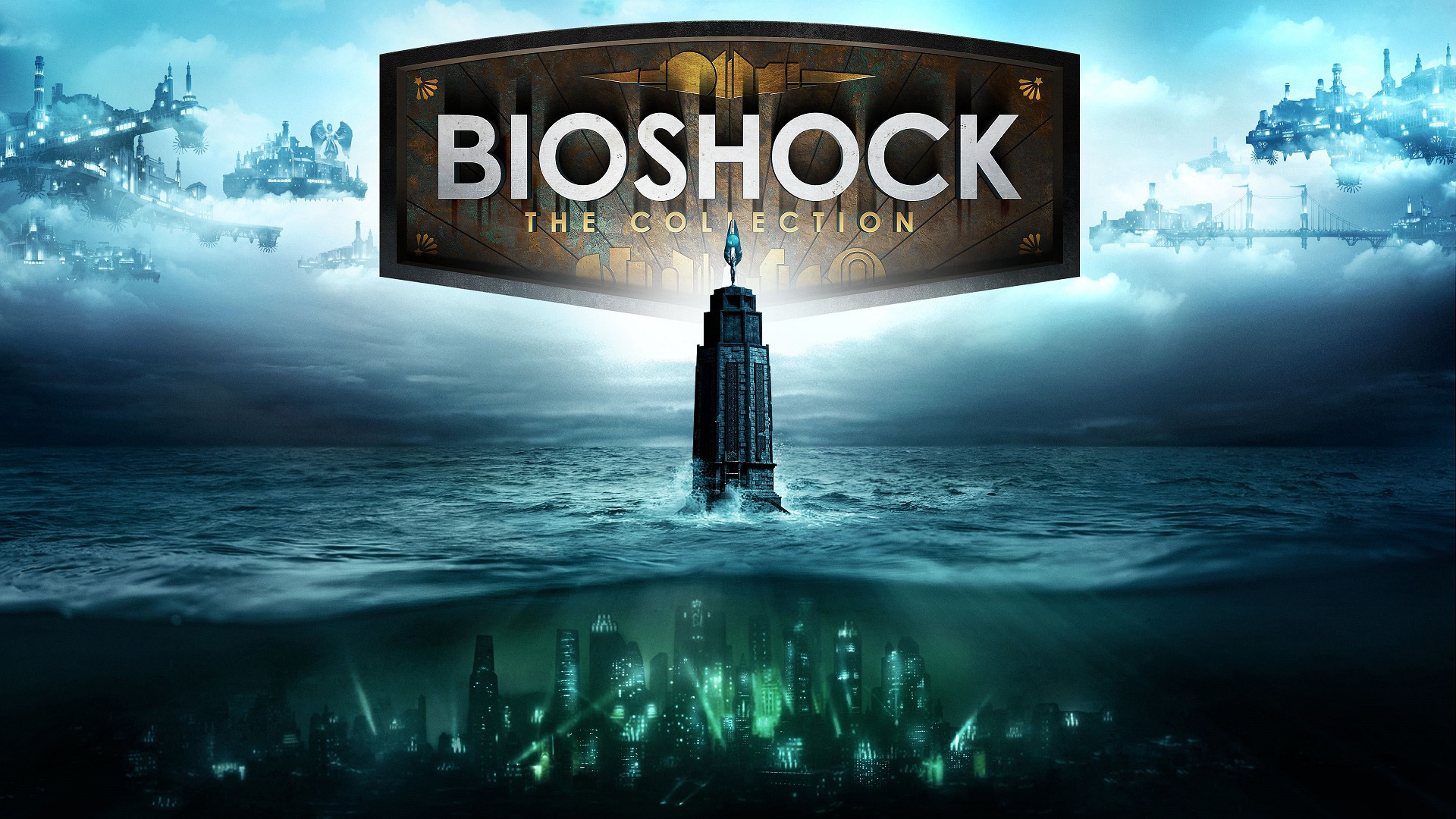 Wallpaper Bioshock Infinite Ps4 Games 1920x1080 Full Hd 2k Picture Image