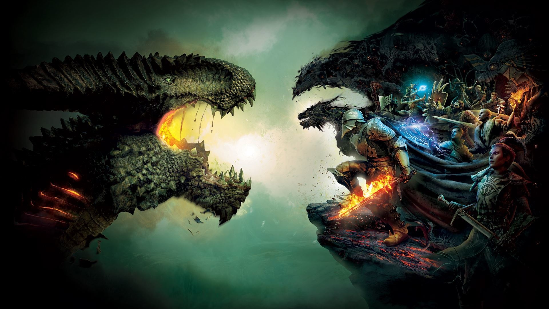 Wallpaper Dragon Age Inquisition Games Hd 1920x1080 Full Hd 2k
