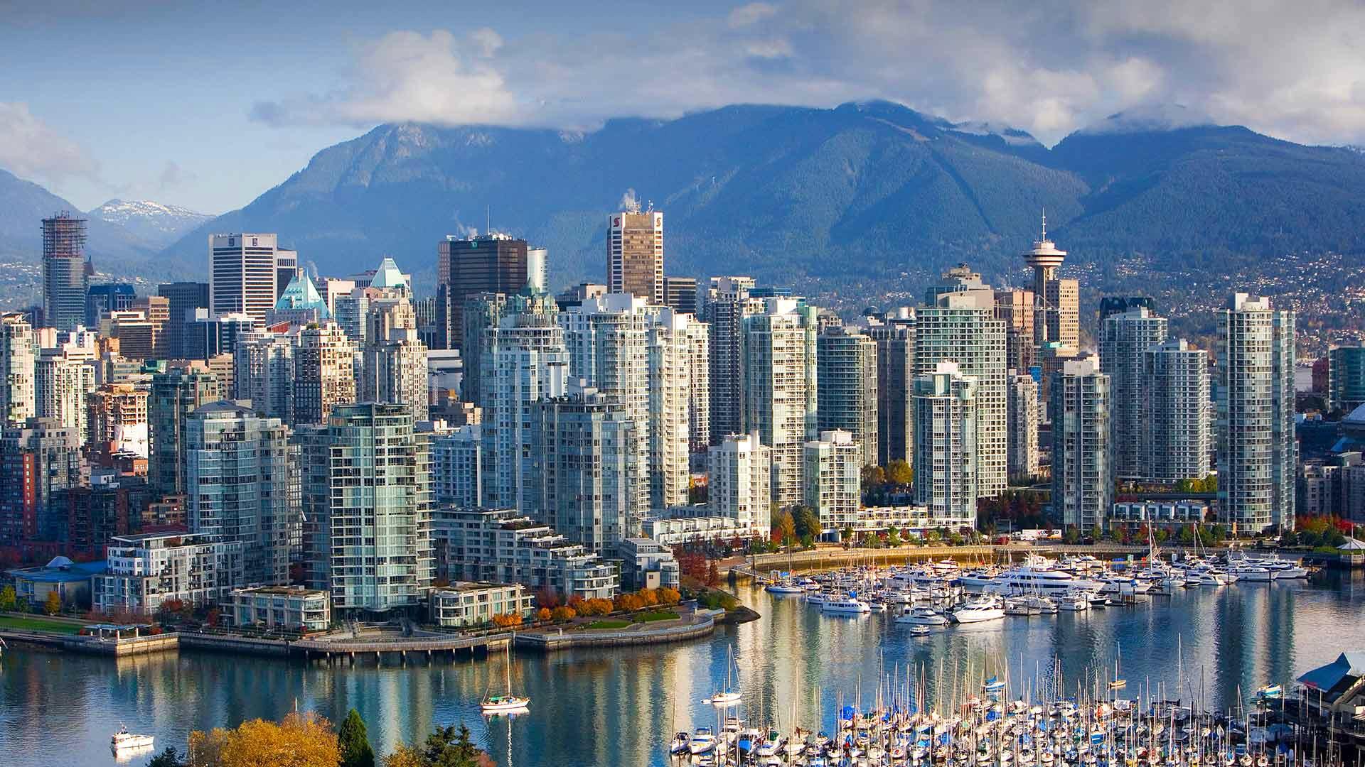 Обои дома, canada, vancouver, Канада, Cities. Города foto 9