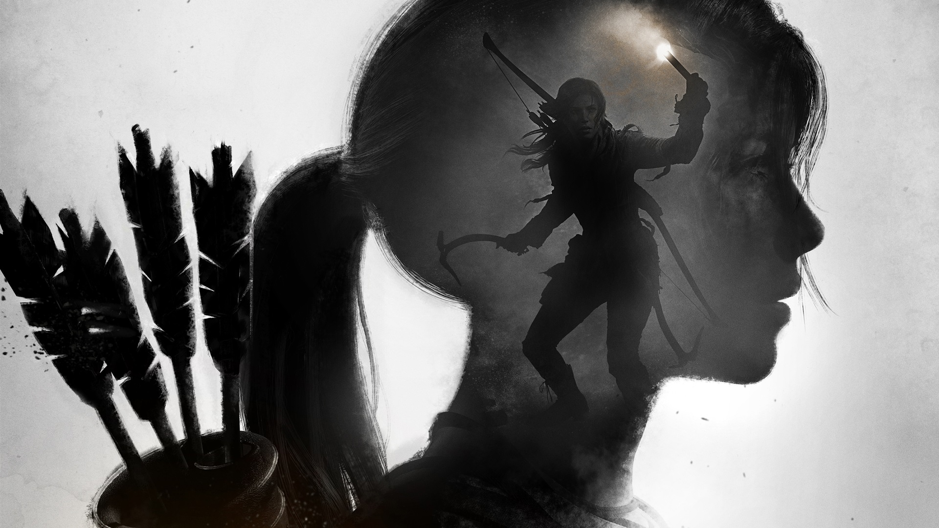 Wallpaper Rise Of The Tomb Raider Lara Croft Art Picture