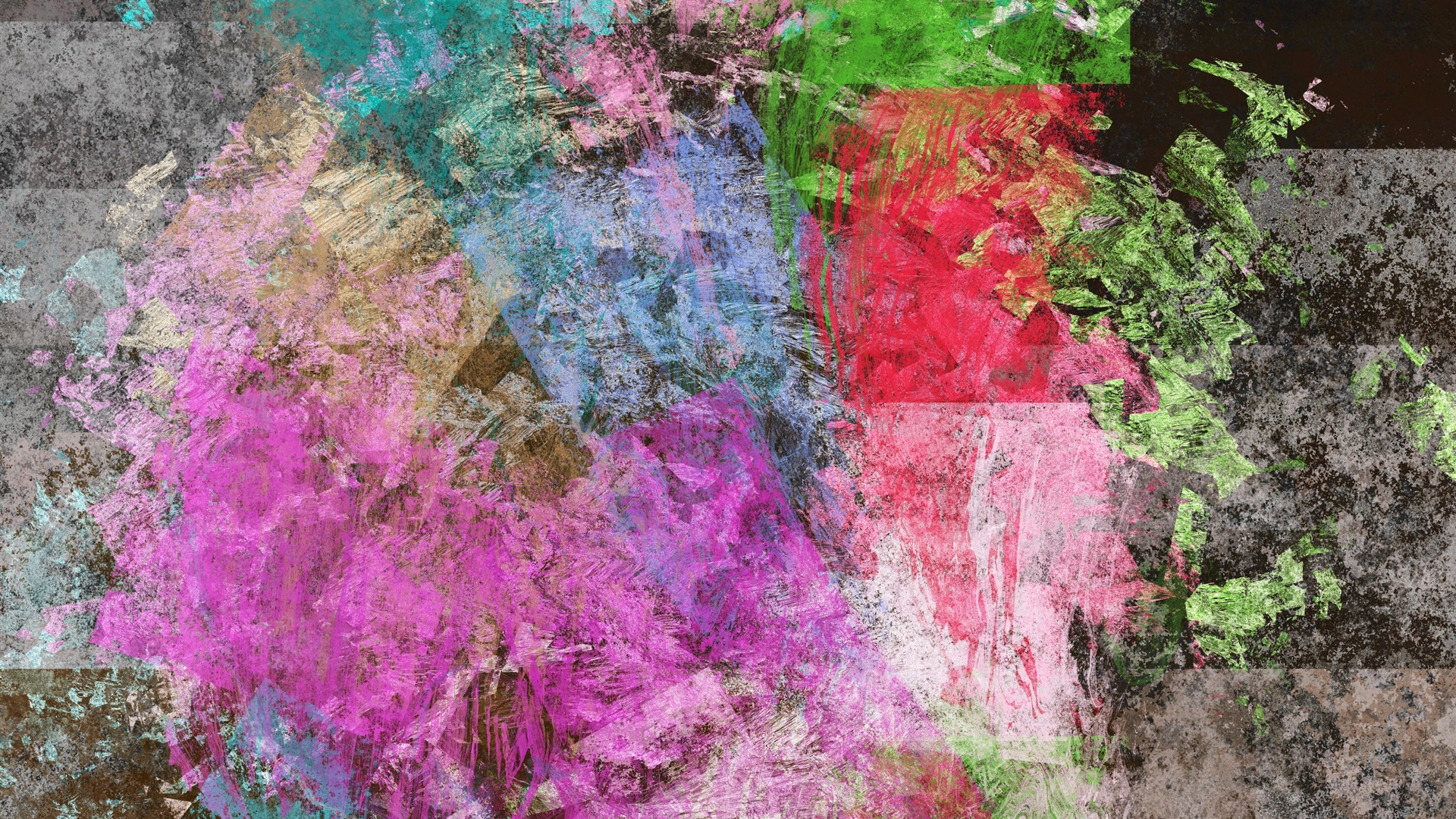 1920x1080 Abstracto Full Hd 1920x1080: Fondo Abstracto, Pintura, Colorido Fondos De Pantalla