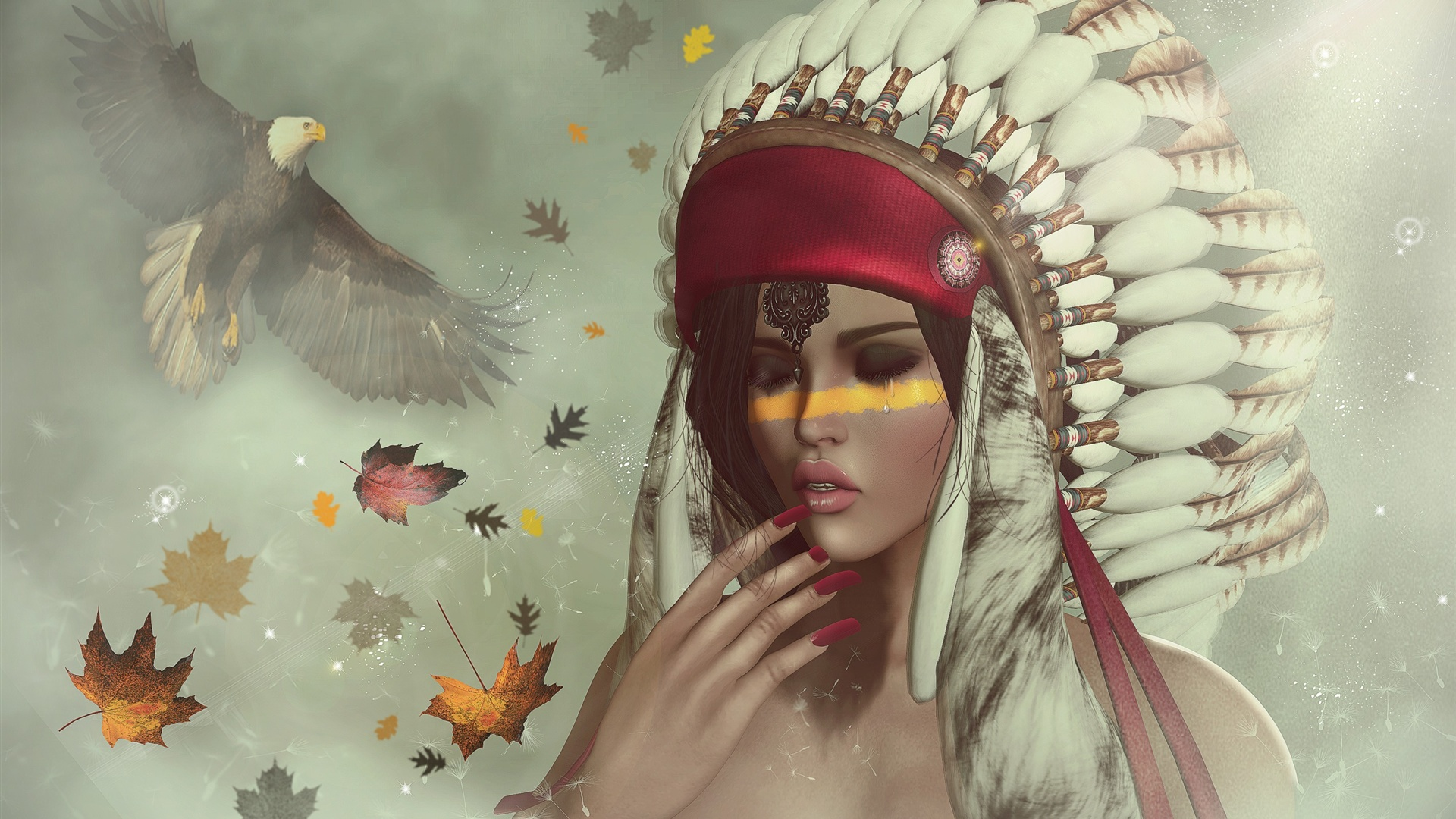 indian feather background feathers - photo #40