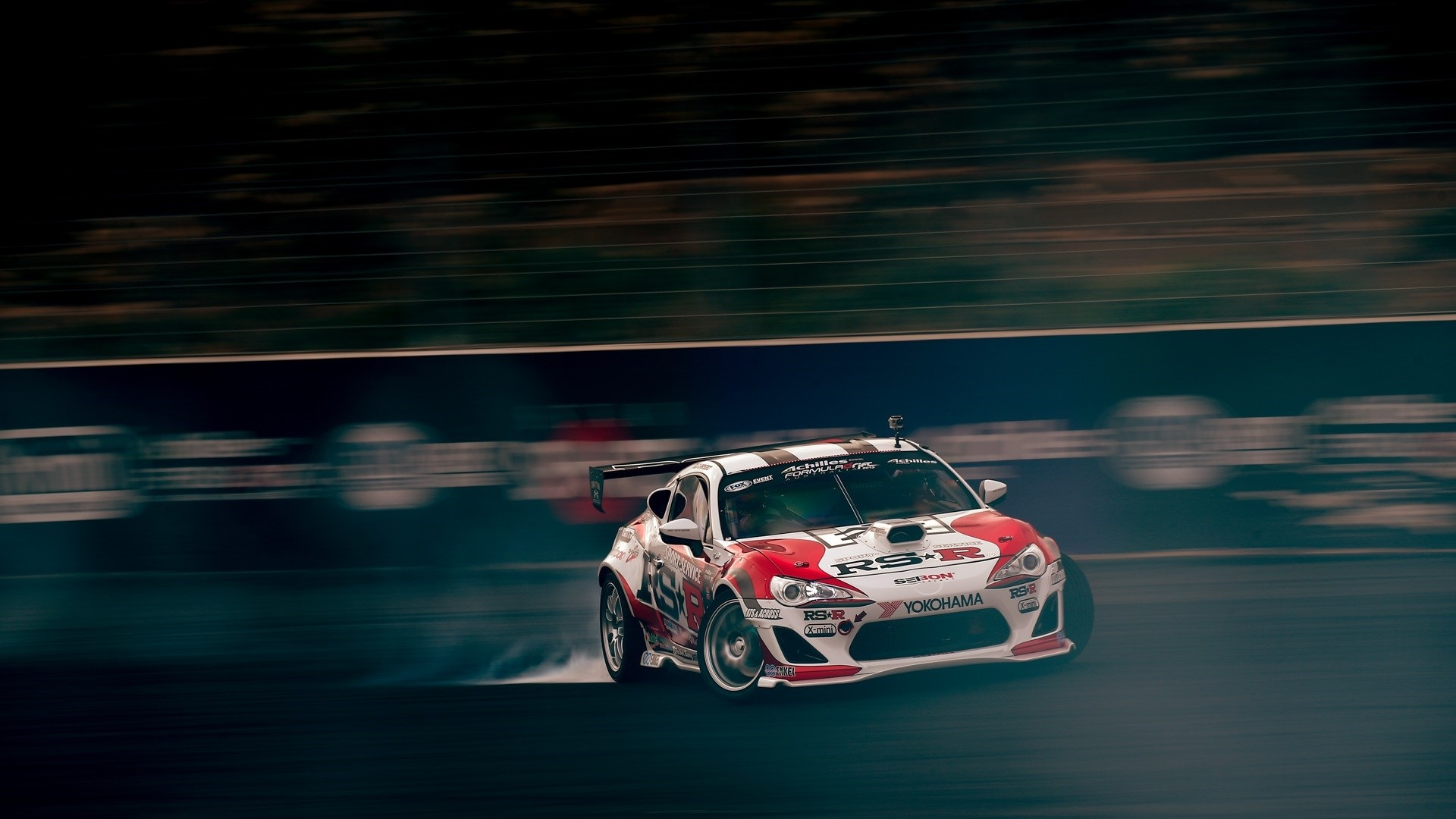 壁紙 トヨタレースカースピード ドリフト 19x1080 Full Hd 2k 無料のデスクトップの背景 画像