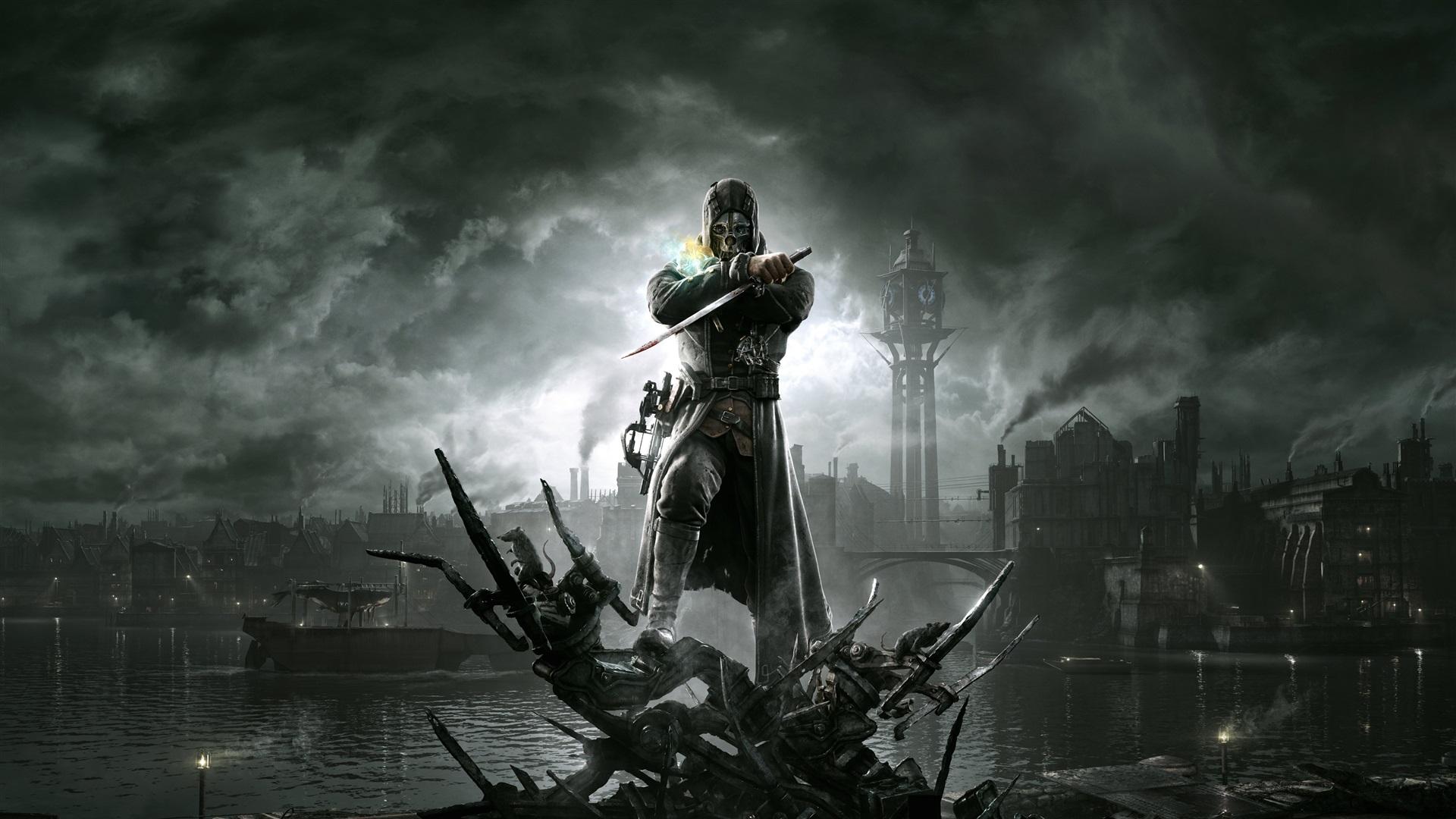 Papéis De Parede Dishonored, Jogos Para PC 3840x2160 UHD
