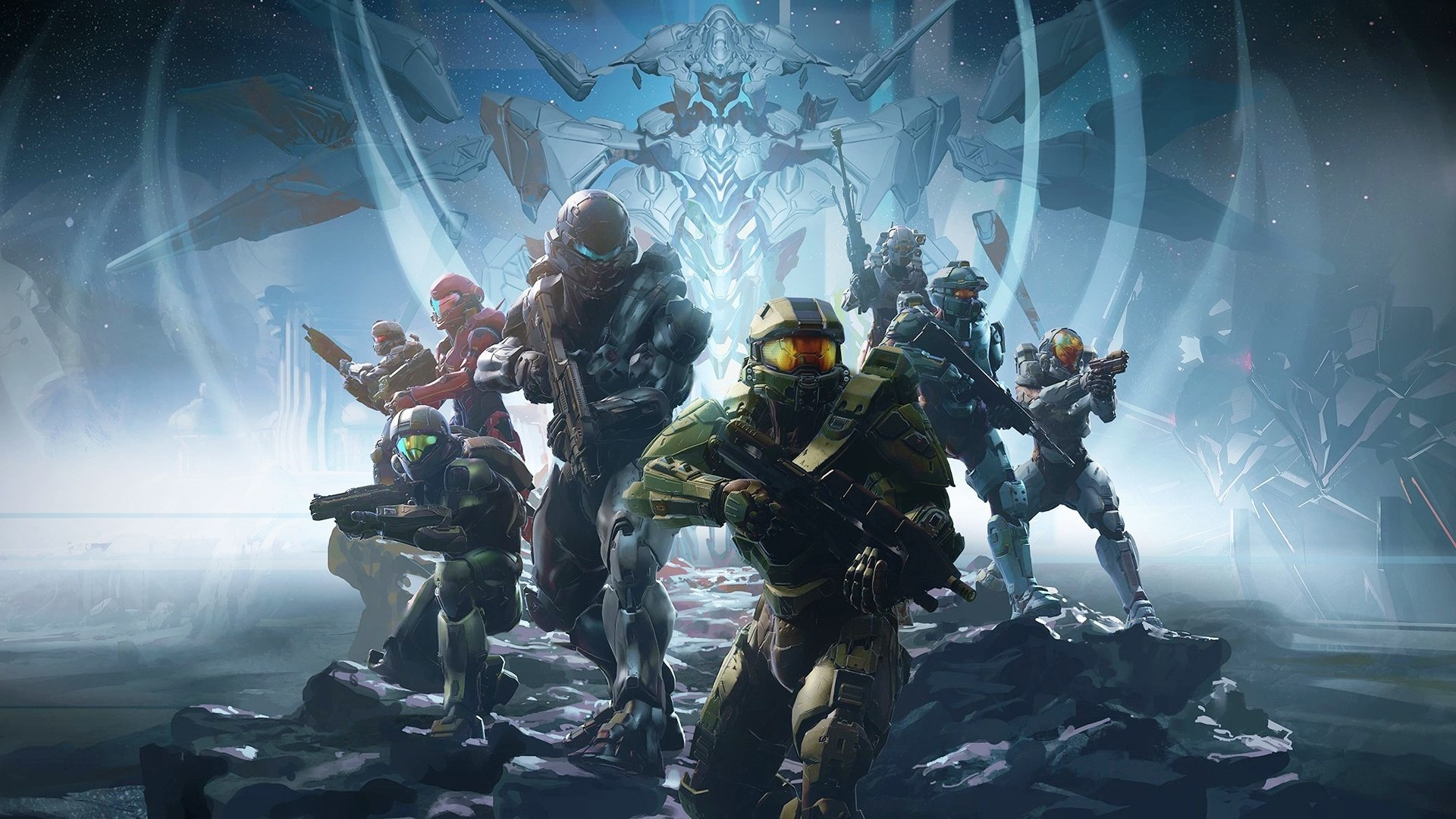 Halo 5 Guardians 640x960 Iphone 4 4s Wallpaper Background