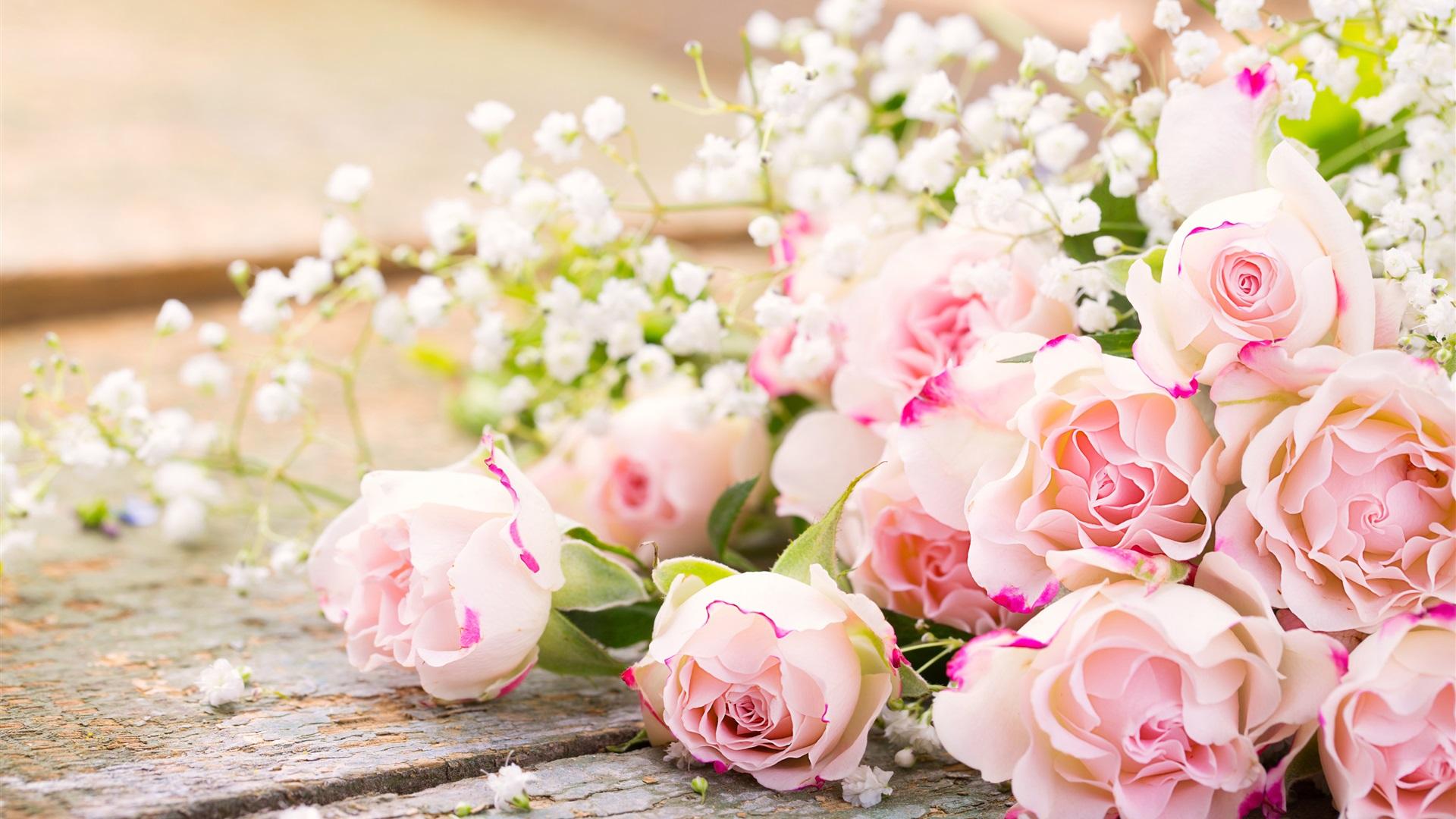 壁紙 ピンクのバラ 花 3840x2160 Uhd 4k 無料のデスクトップの背景 画像