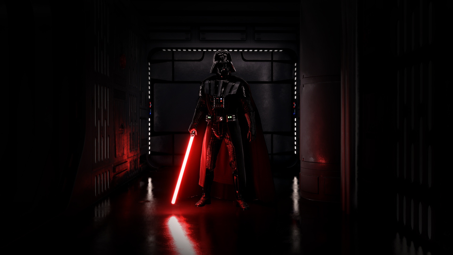 Wallpaper Darth Vader Sword Ea Games Star Wars