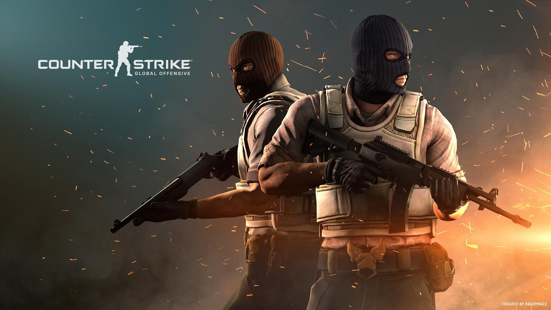 Wallpaper Counter Strike: Global Offensive, CS Game