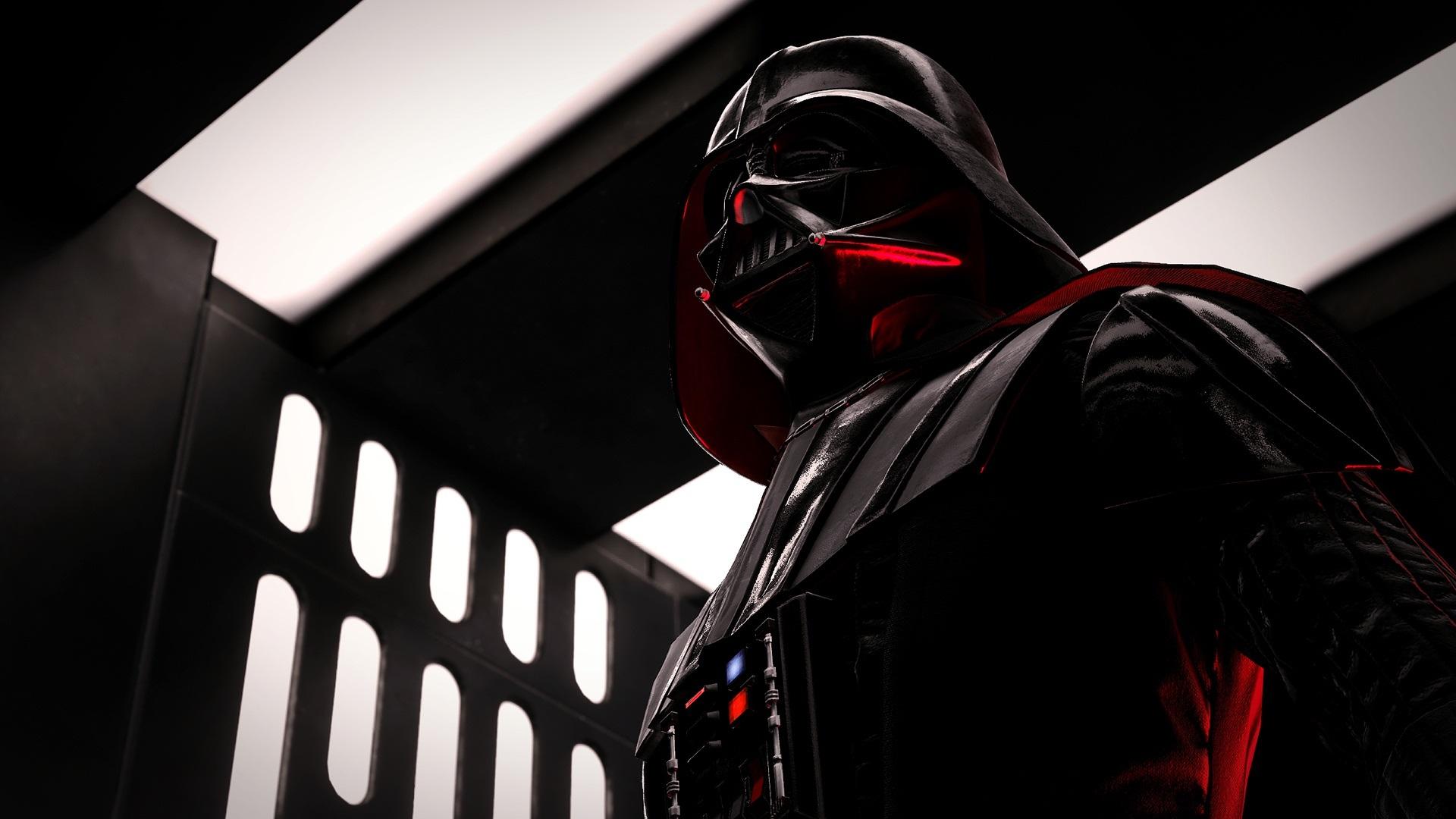 Wallpaper Darth Vader Ea Games Star Wars Battlefront 1920x1080 Full Hd 2k Picture Image