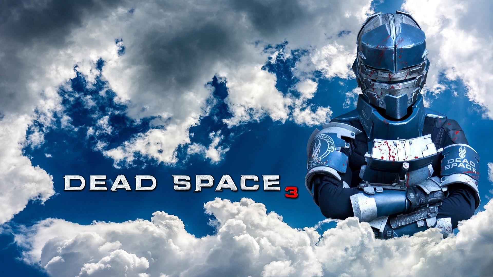 Wallpaper Dead Space 3 Sky Clouds 1920x1080 Full Hd 2k