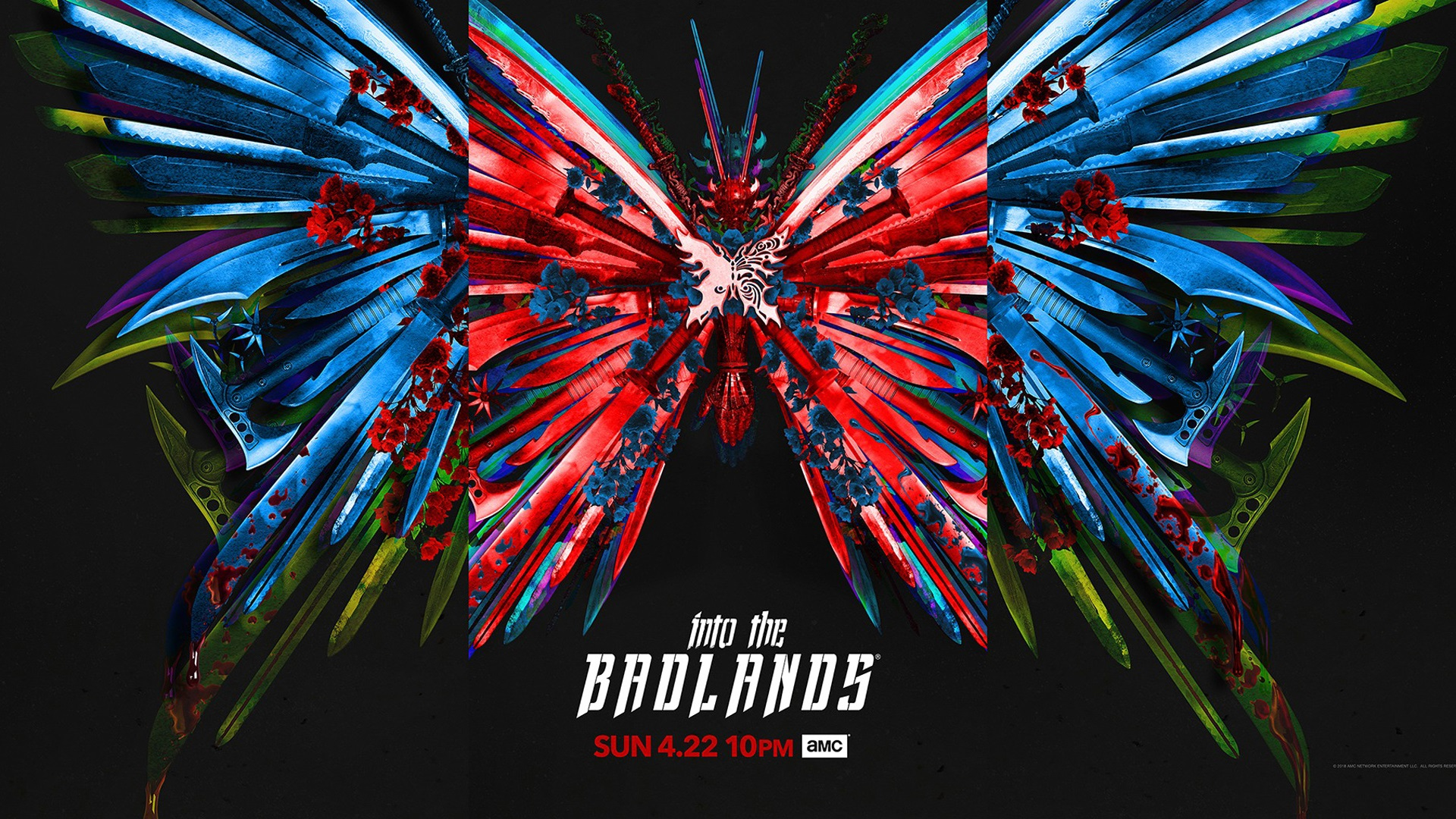 Wallpaper Into The Badlands Season 3 1920x1080 Full HD Picture Image