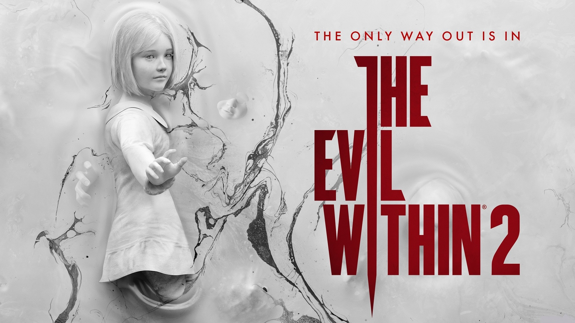 The Evil Within 2 Wallpaper 01 1920x1080: Download Wallpaper 1920x1080 The Evil Within 2, Video Game