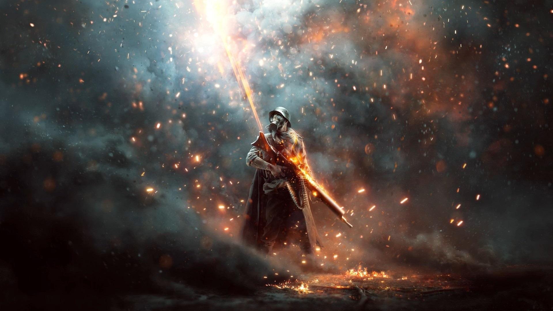 Wallpaper Battlefield 1: Apocalypse