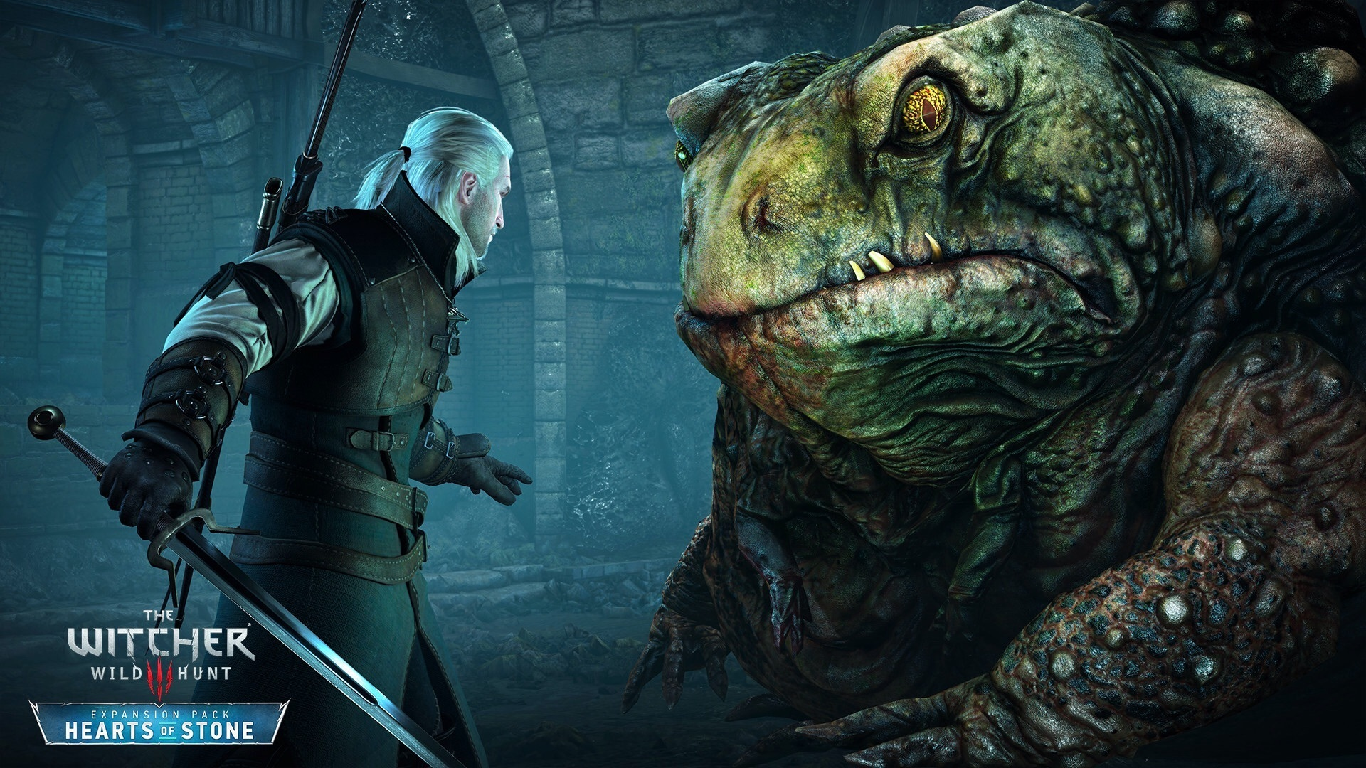 Wallpaper The Witcher 3 Wild Hunt Prince Toad 1920x1080