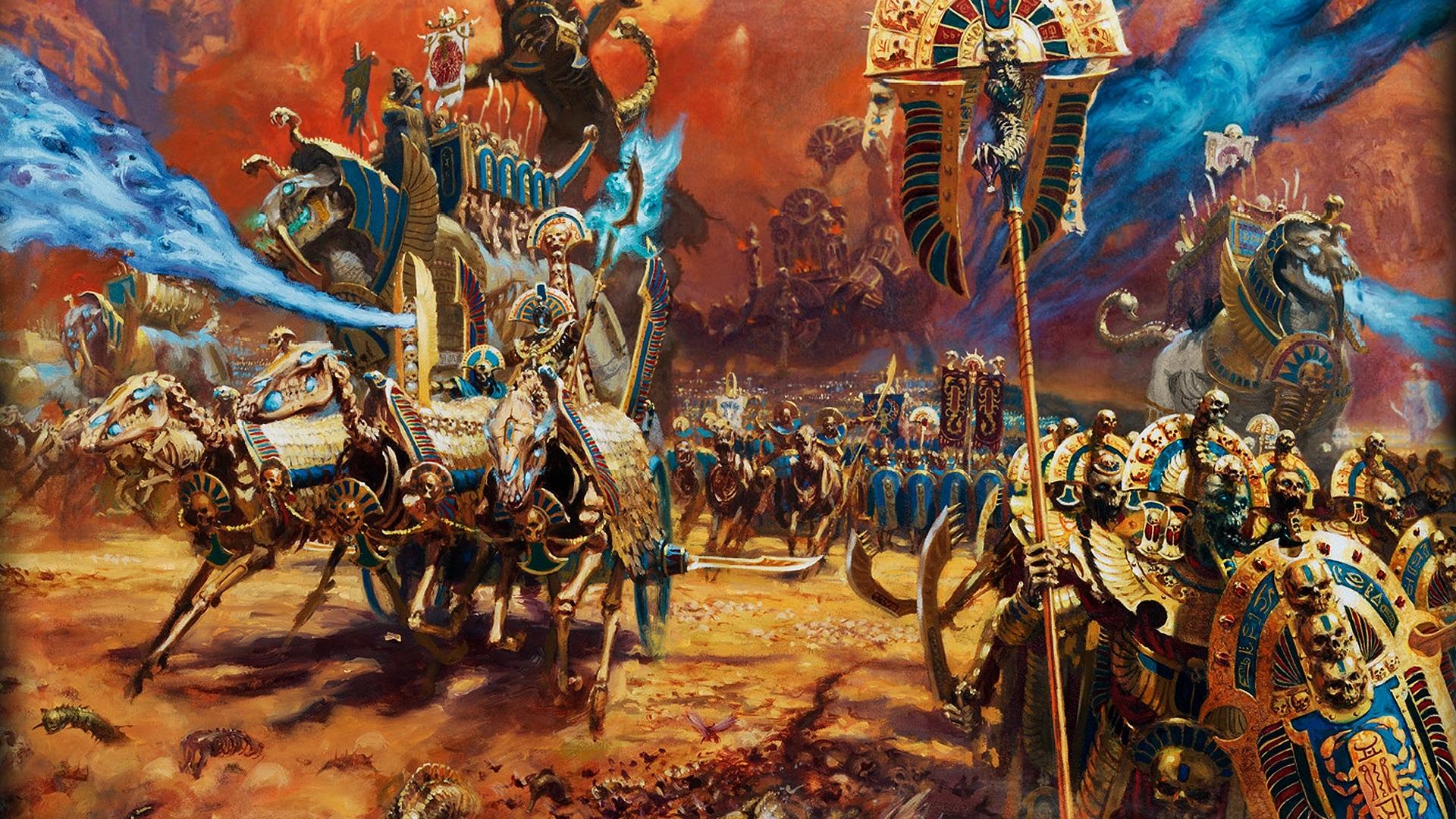 Wallpaper Total War: Warhammer II 1920x1080 Full HD