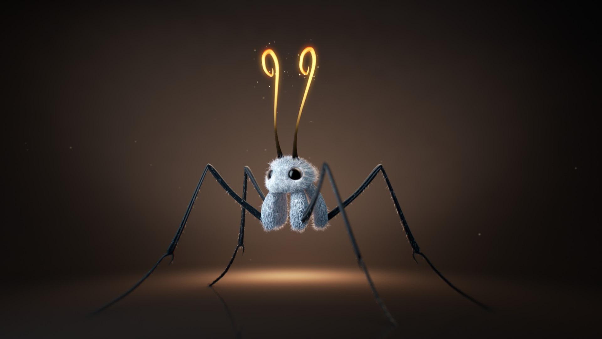 Fondos De Pantalla Criatura Peluda Como Una Araña Diseño