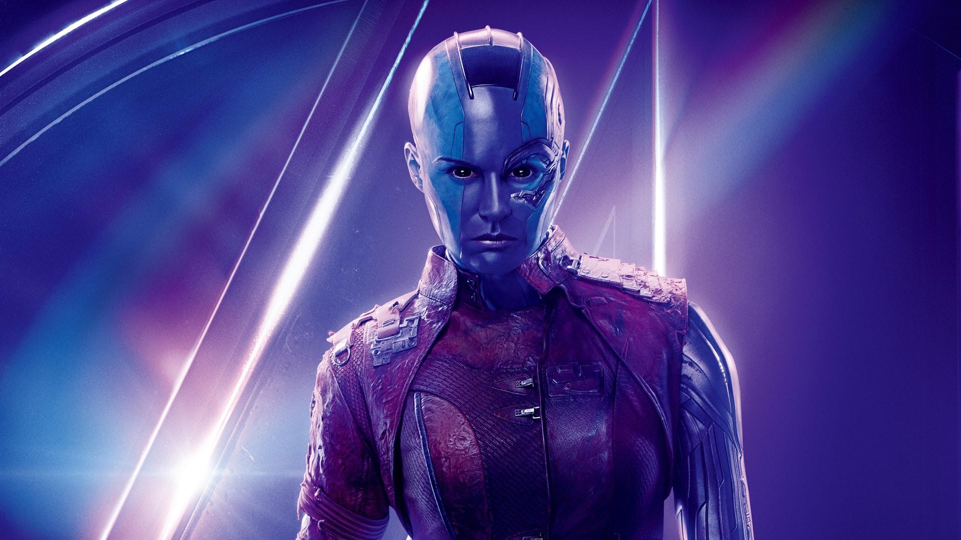 Wallpaper Nebula Avengers Infinity War 5120x2880 Uhd 5k Picture Image