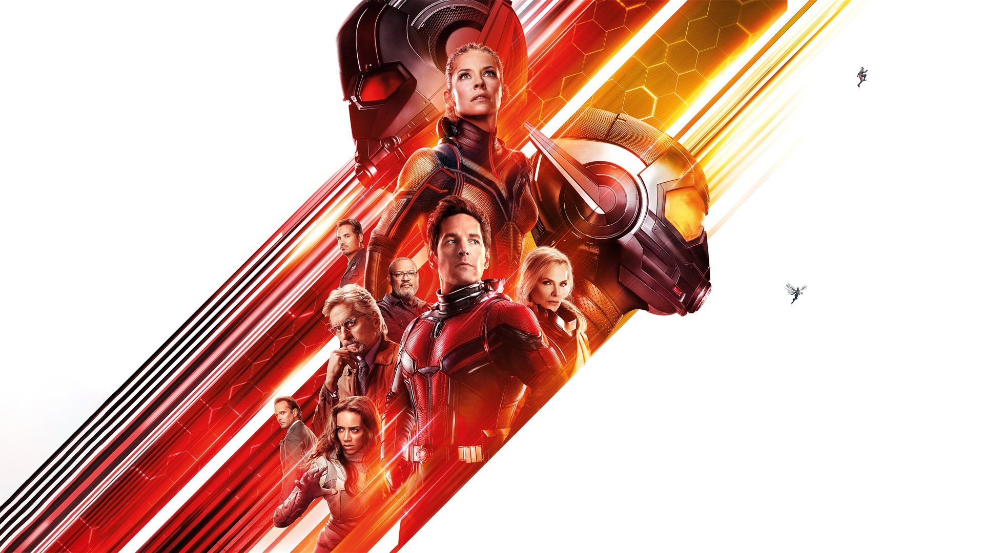 Wallpaper Ant Man And The Wasp 8k Movie 7680x4320 Uhd 8k