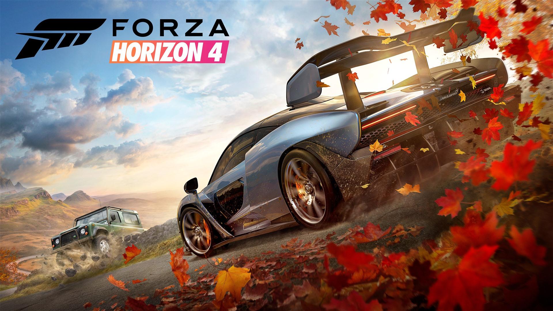 Wallpaper Forza Horizon 4 Race Cars Speed 5120x2880 Uhd