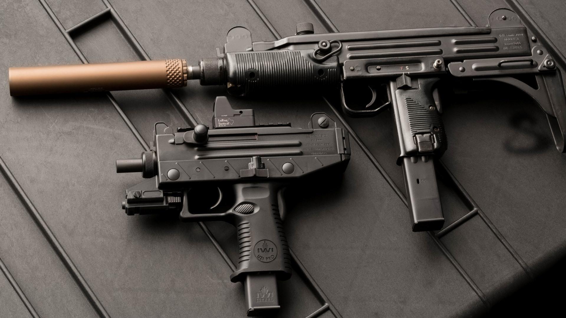 壁紙 ウジの機関銃 武器 1920x1080 Full Hd 2k 無料のデスクトップの
