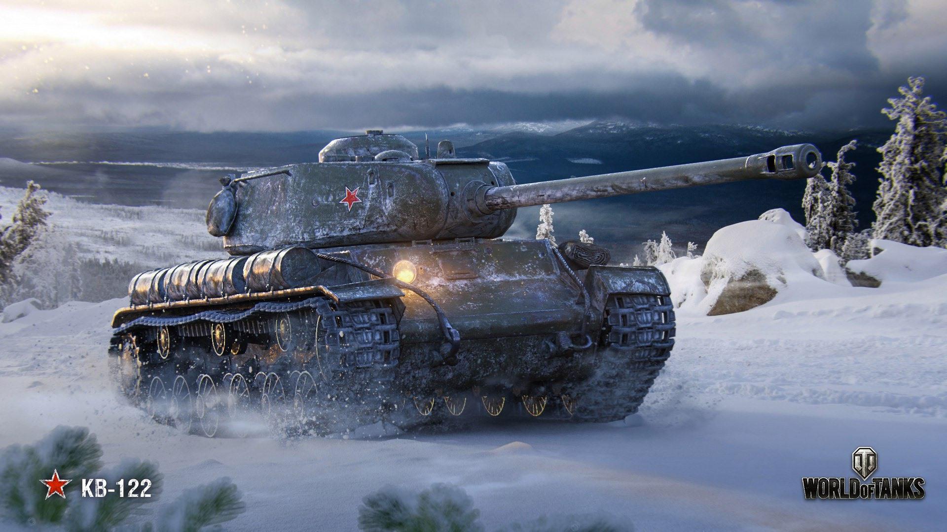 Картинки танков зимой