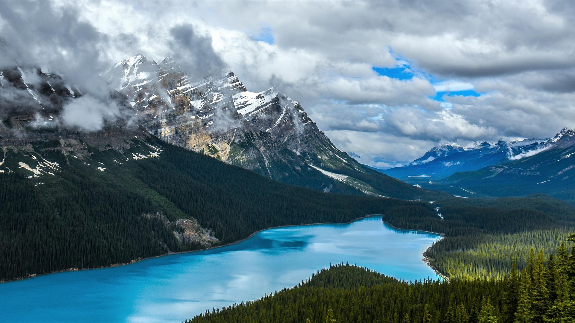 Картинка природы канада