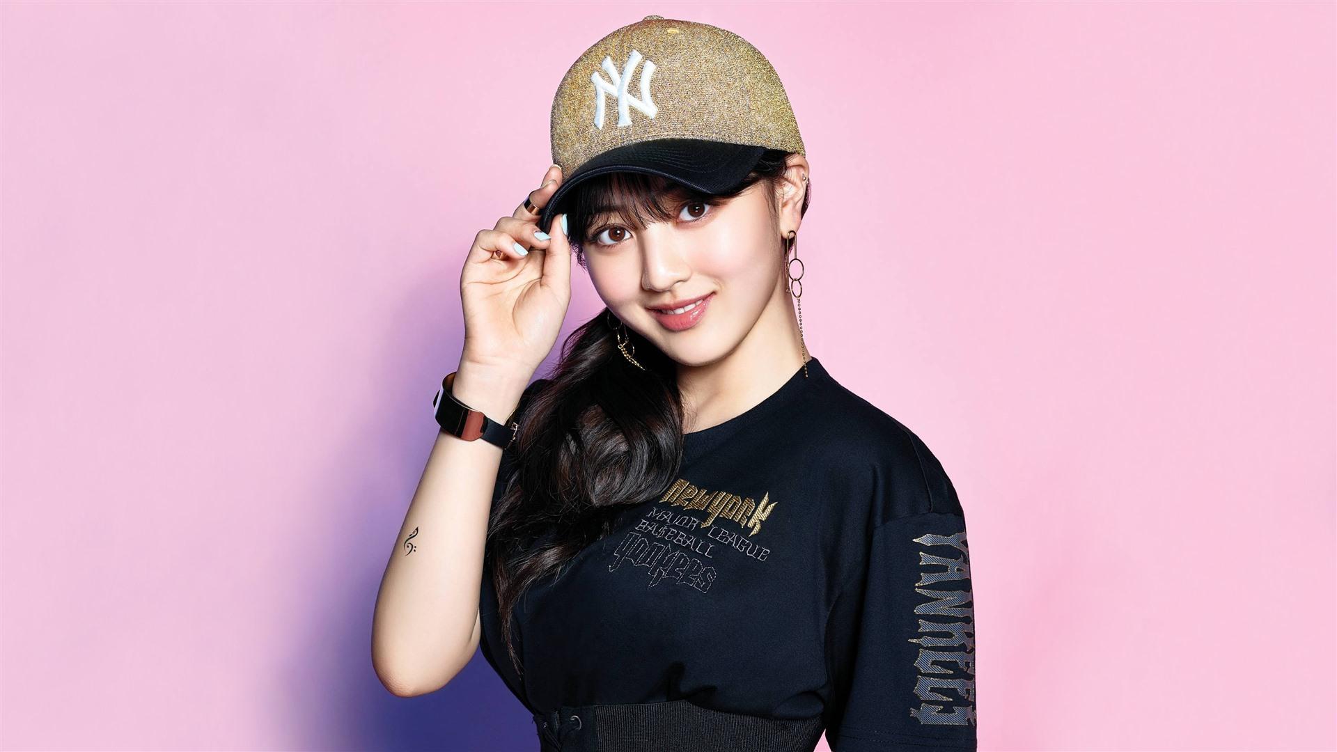 Wallpaper Jihyo, Twice, Korea girl 3840x2160 UHD 4K Picture