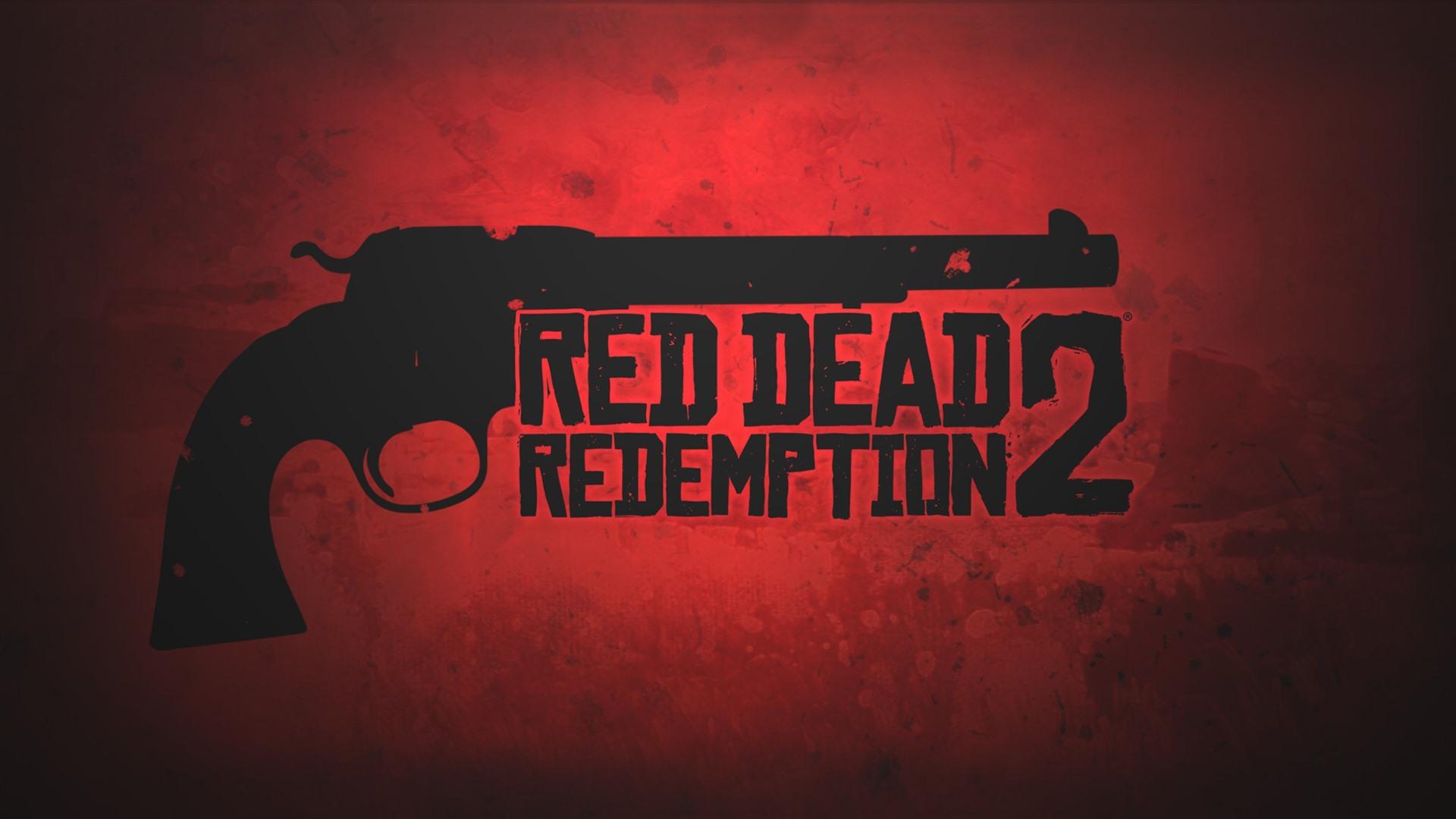 Wallpaper Red Dead Redemption 2 Revolver 2560x1440 Qhd