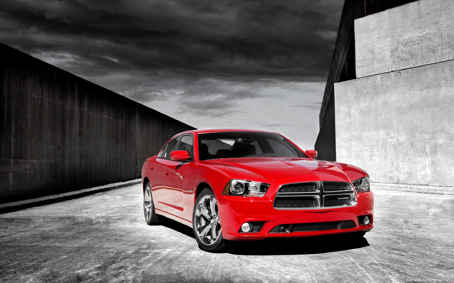 Wallpaper Dodge Charger 2011 1920x1200 Hd Picture Image