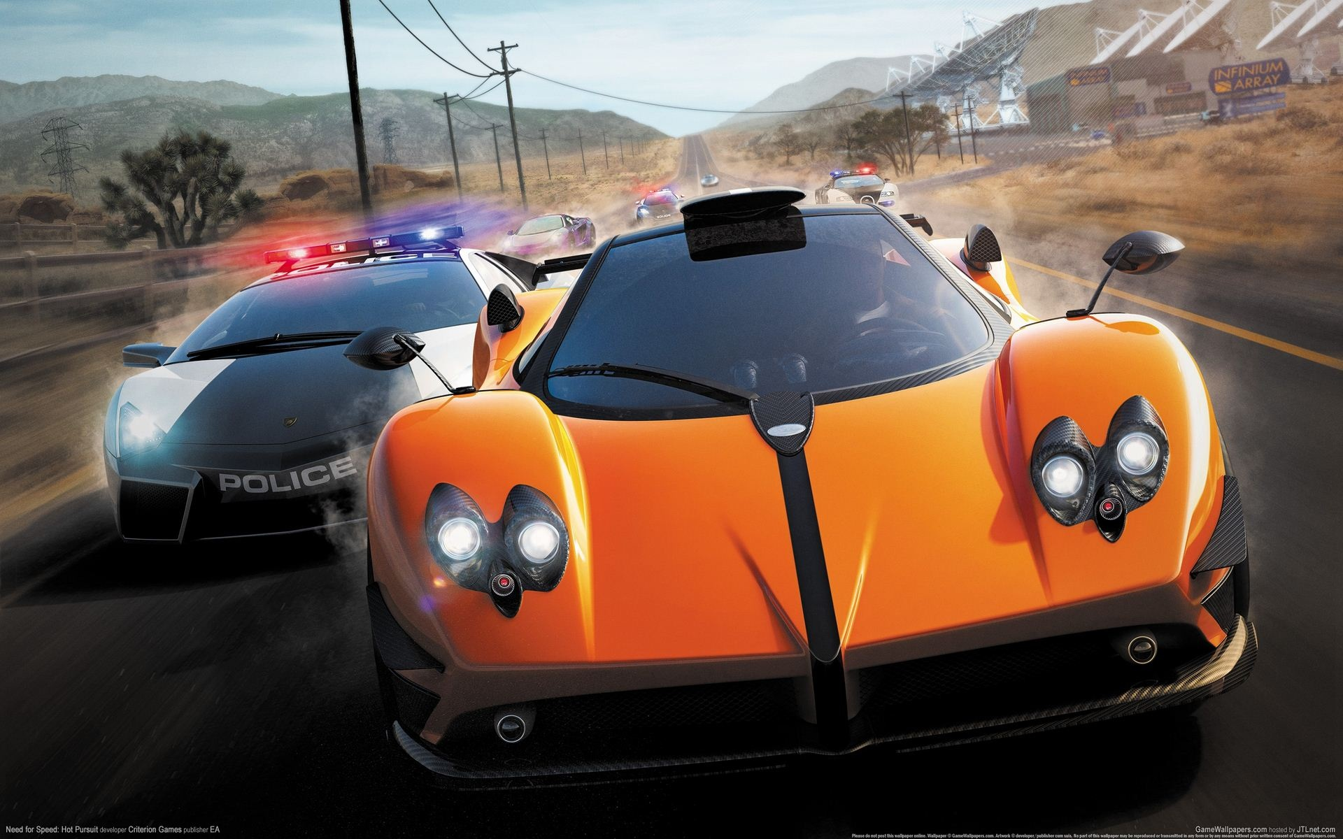 Wallpaper Need For Speed Hot Pursuit Hd 1920x1200 Hd Picture Image