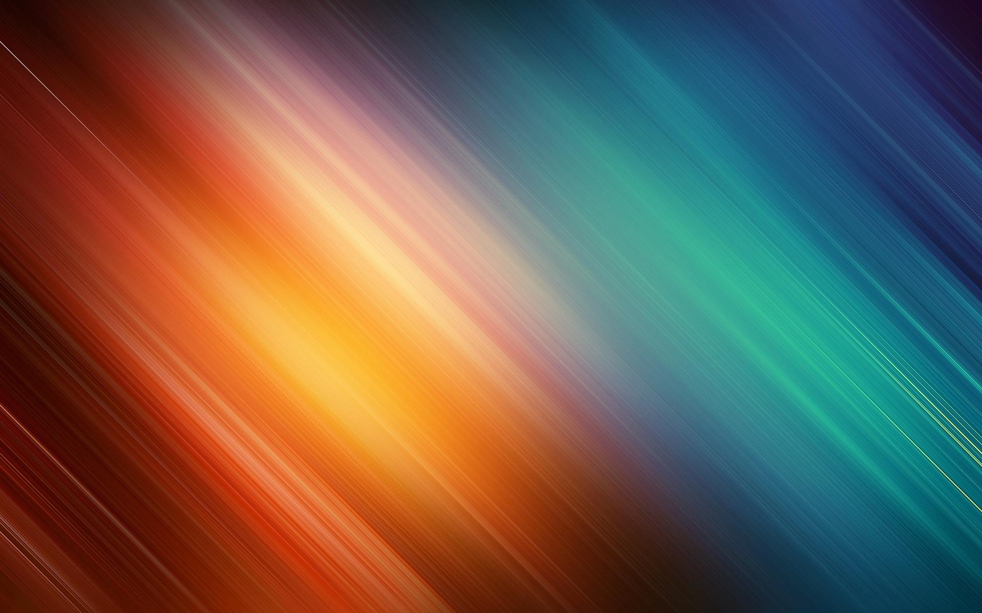 Fond sergé orange et bleu Fonds d écran