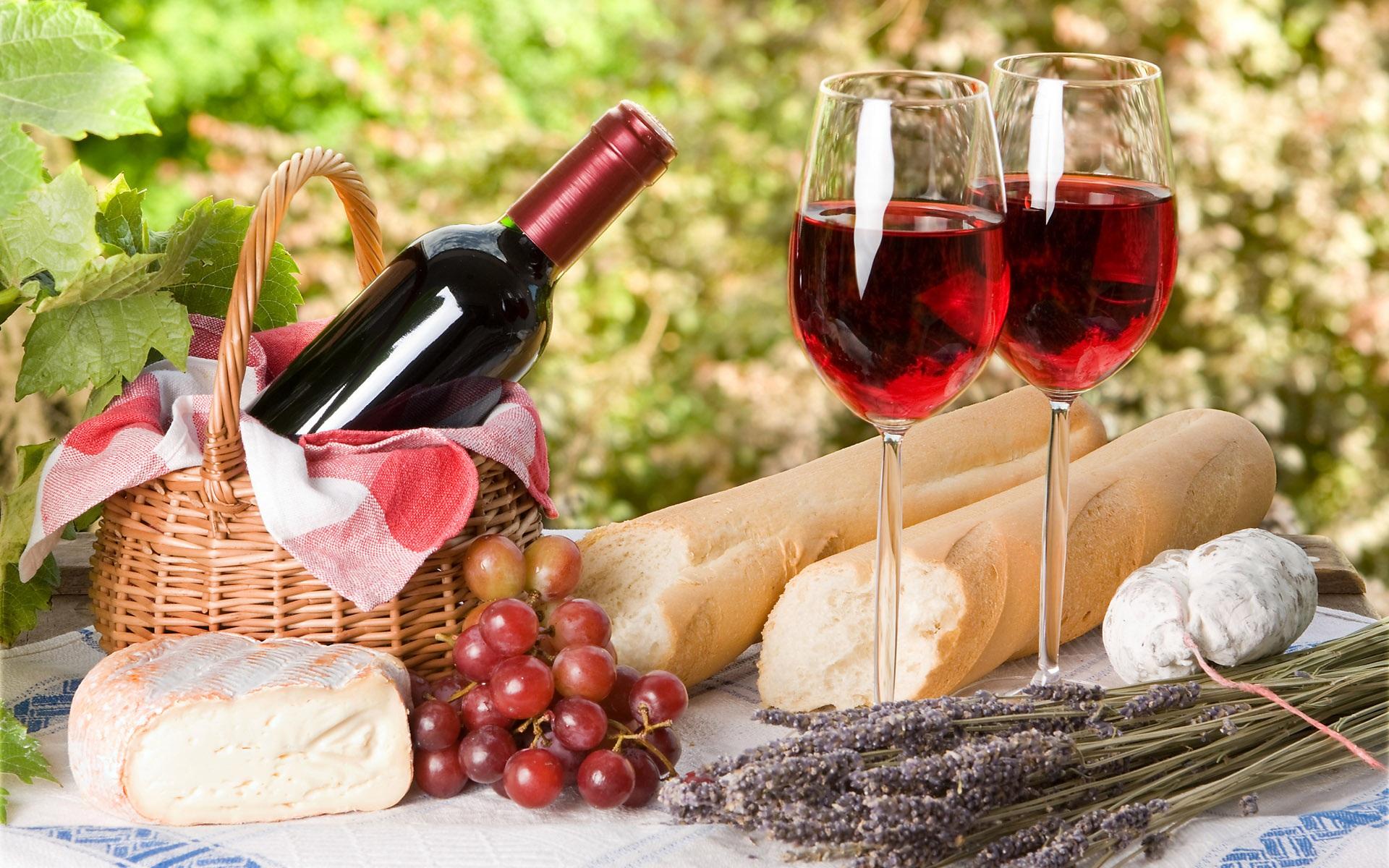 Красивые картинки вино цветы