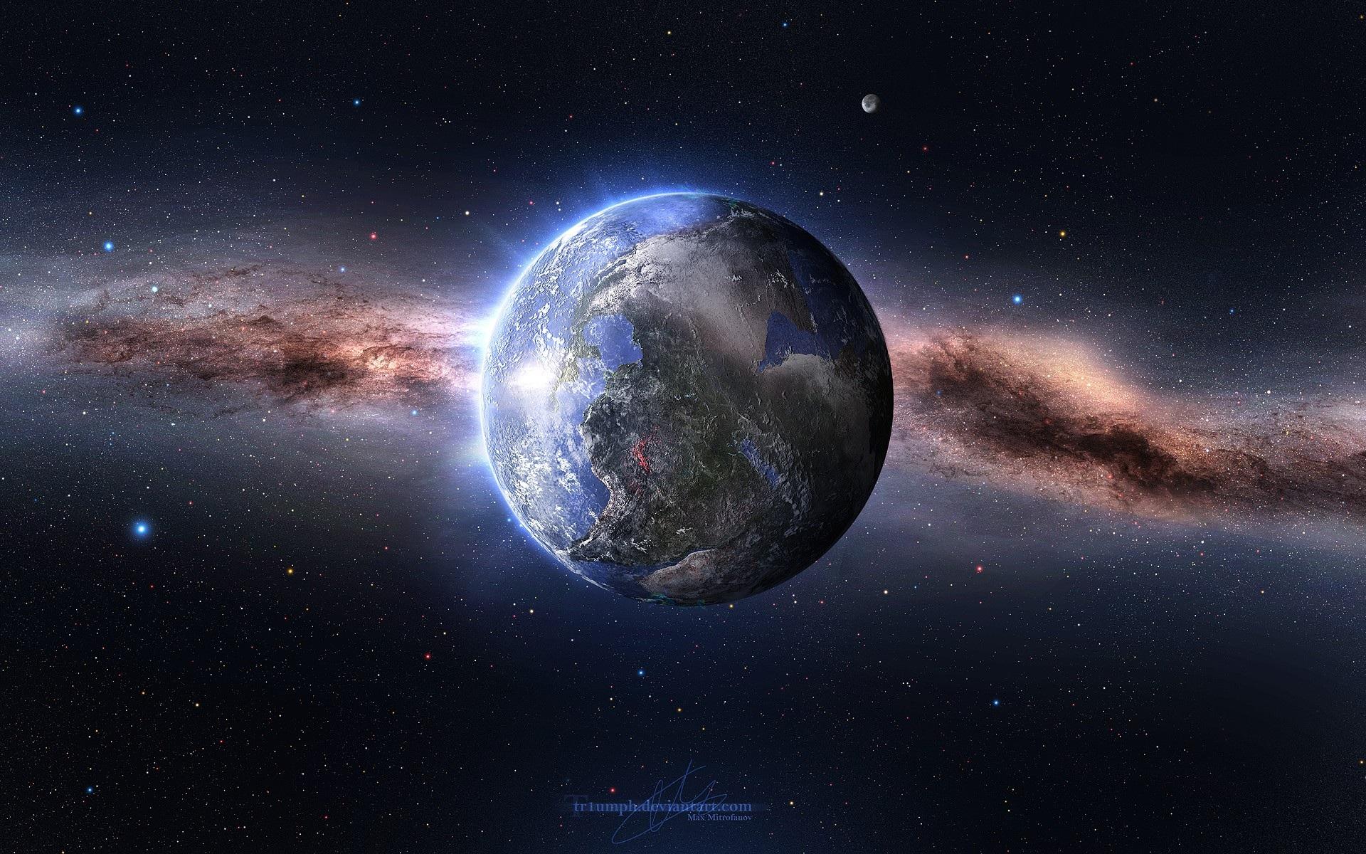億年前地球 壁紙 - 1920x1200    1920x1200 壁紙ダウンロード
