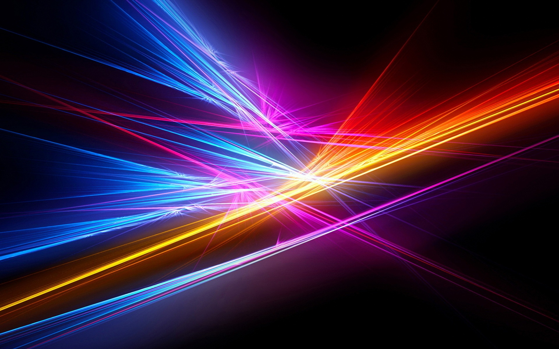 Wallpaper Abstract Light Line 1920x1200 Hd Picture Image