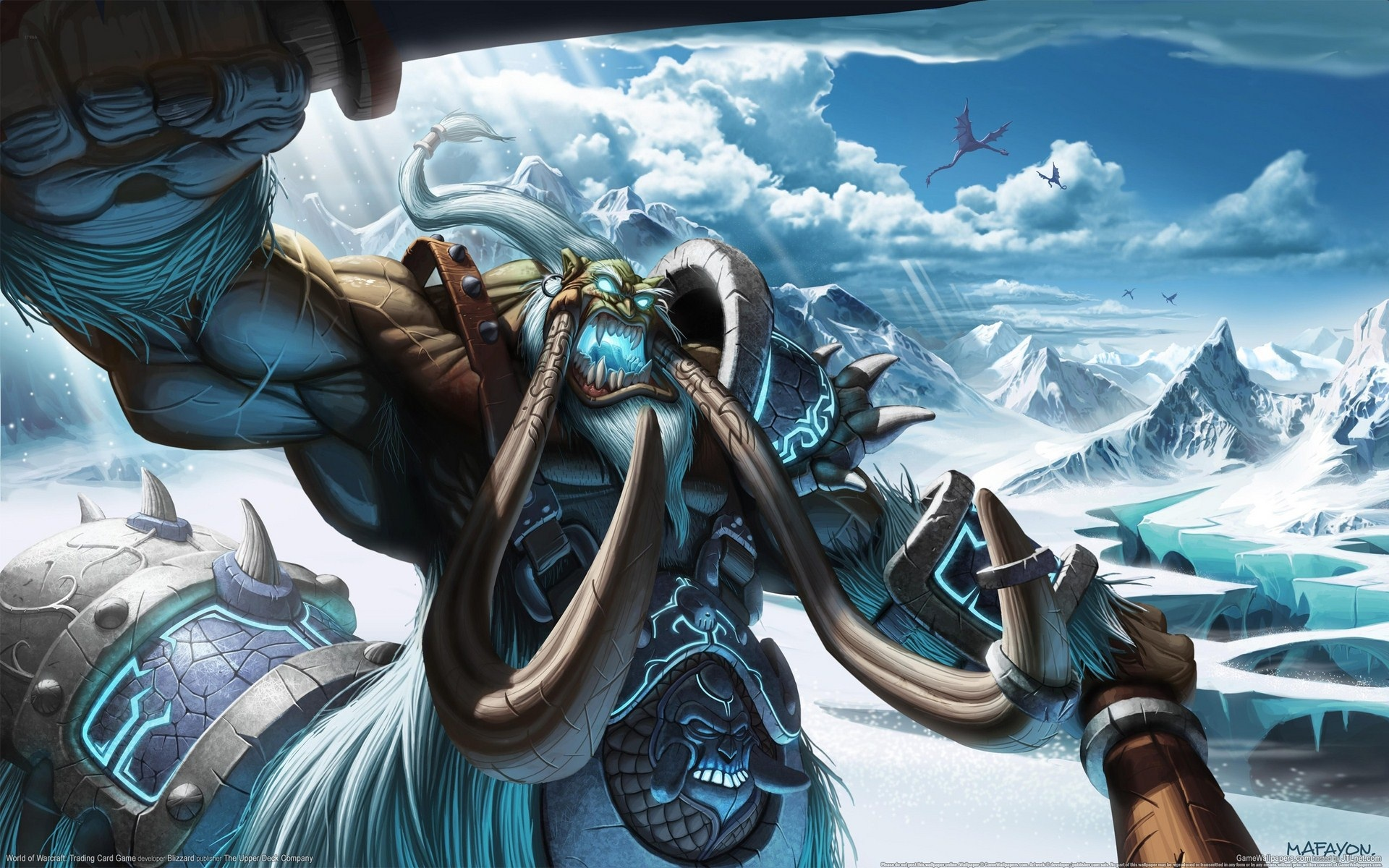 Wallpaper World Of Warcraft 1920x1200 Hd Picture Image