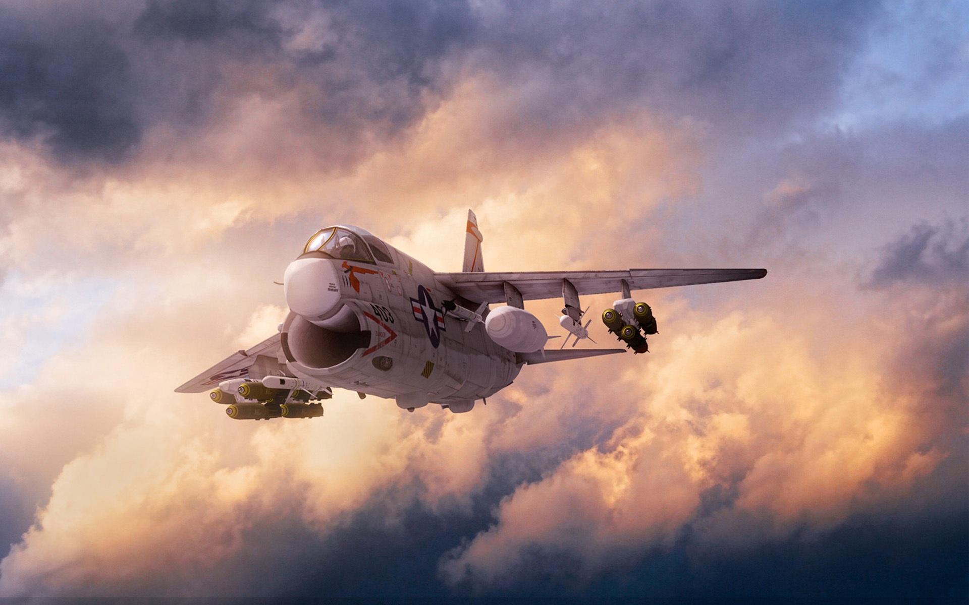 Авиалайнер в воздухе  № 2357406 загрузить