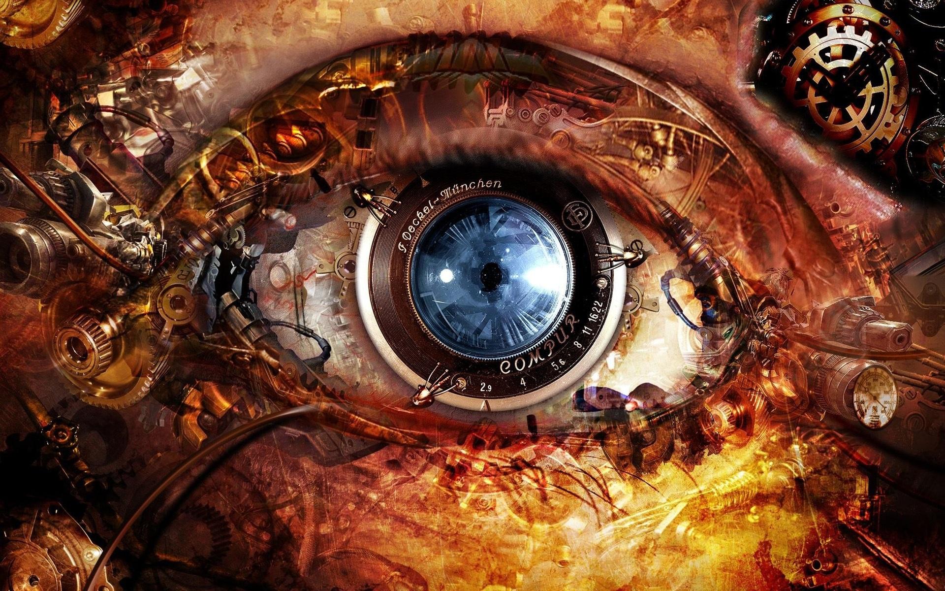 eye camera wallpaper 1920x1200 resolution wallpaper