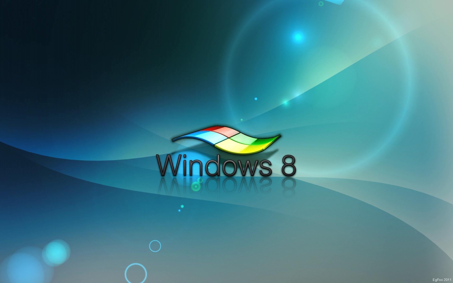 Papéis De Parede Efeitos Em 3D Do Windows 8 1920x1200 HD