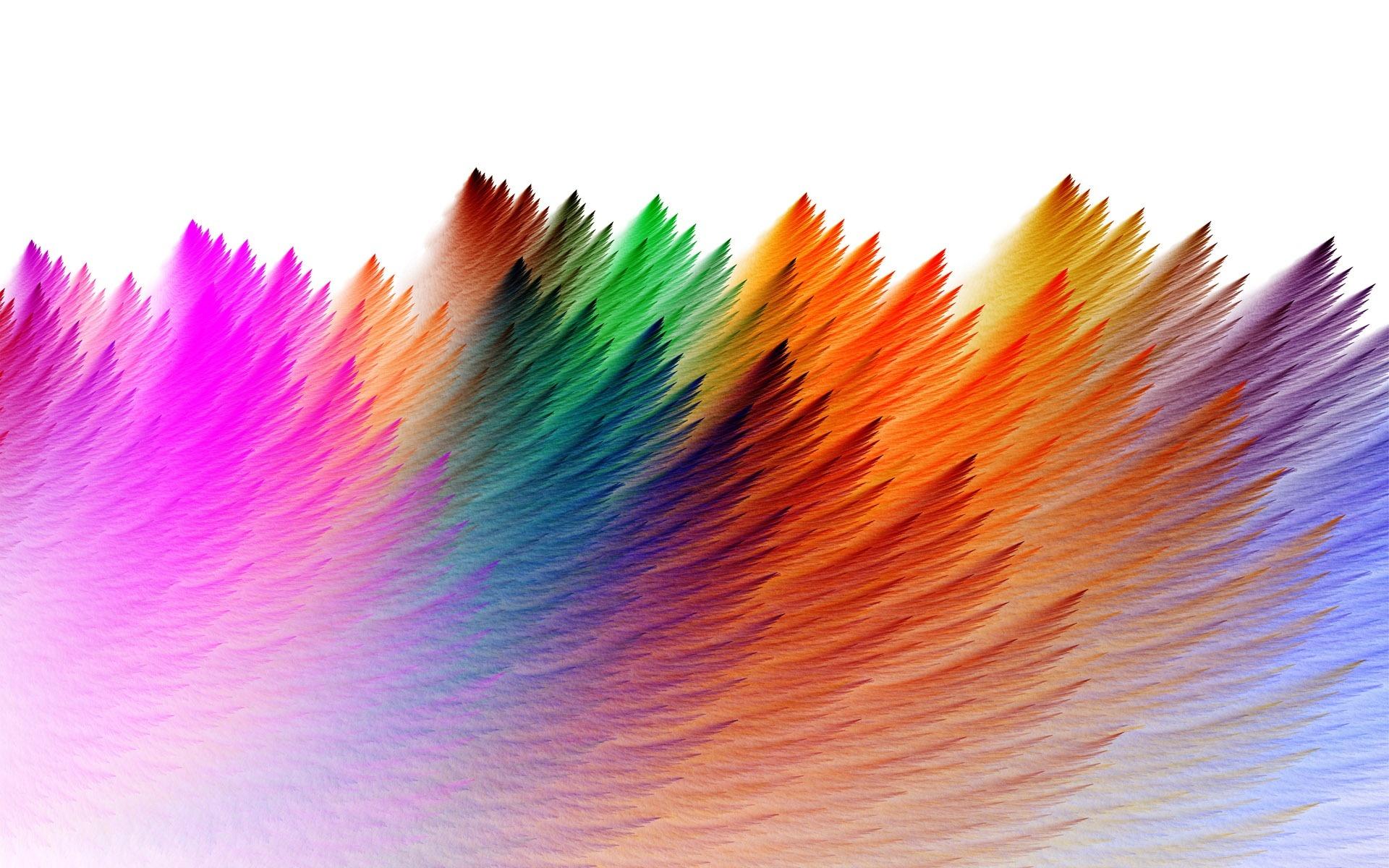 Color abstracto de colores fondos de pantalla 1920x1200
