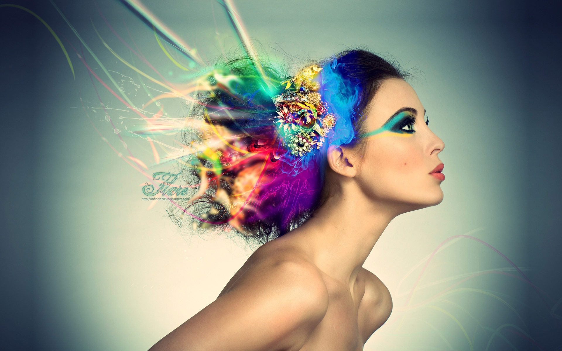 hair design backgrounds - photo #10