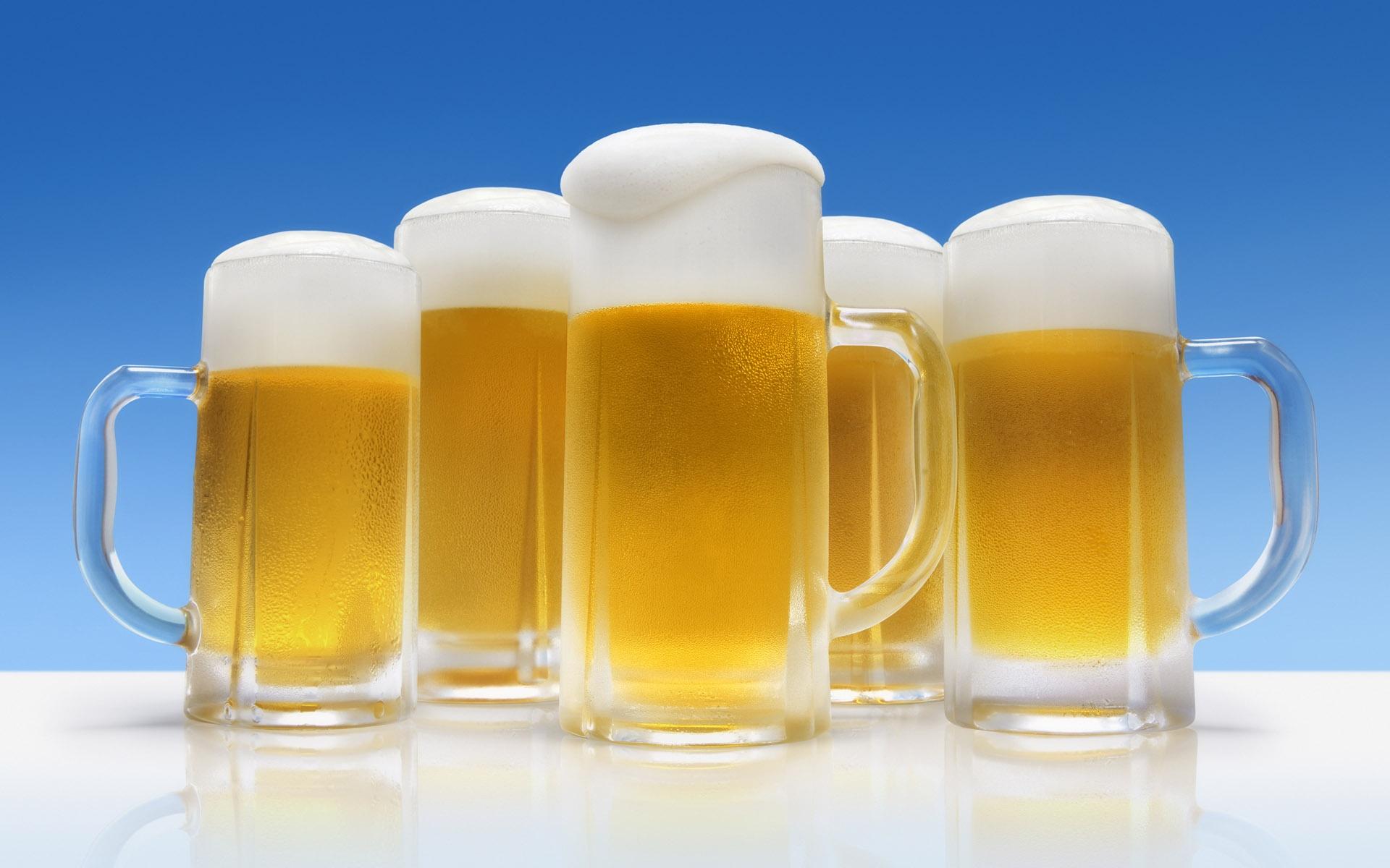 涼しい夏のビール 640x1136 Iphone 5 5s 5c Se 壁紙 背景 画像