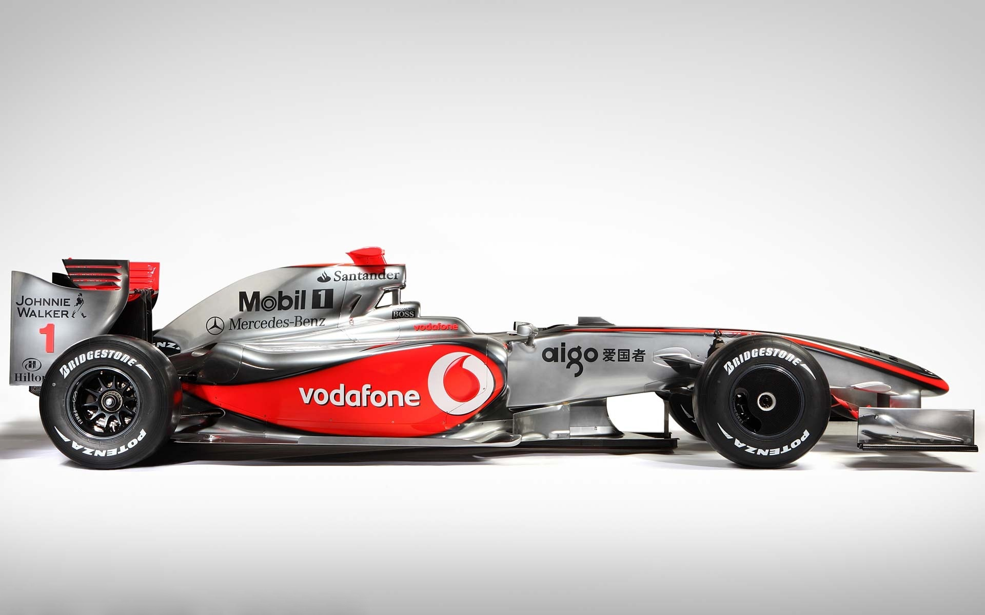 Wallpaper mercedes benz f1 car 1920x1200 hd picture image for Mercedes benz f1 car