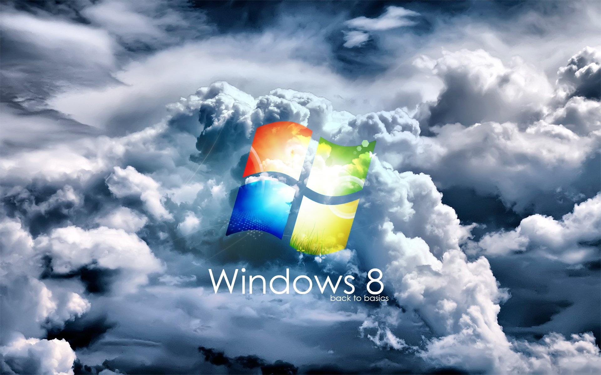 Windows 8 back to basics Papéis de Parede - 1920x1200