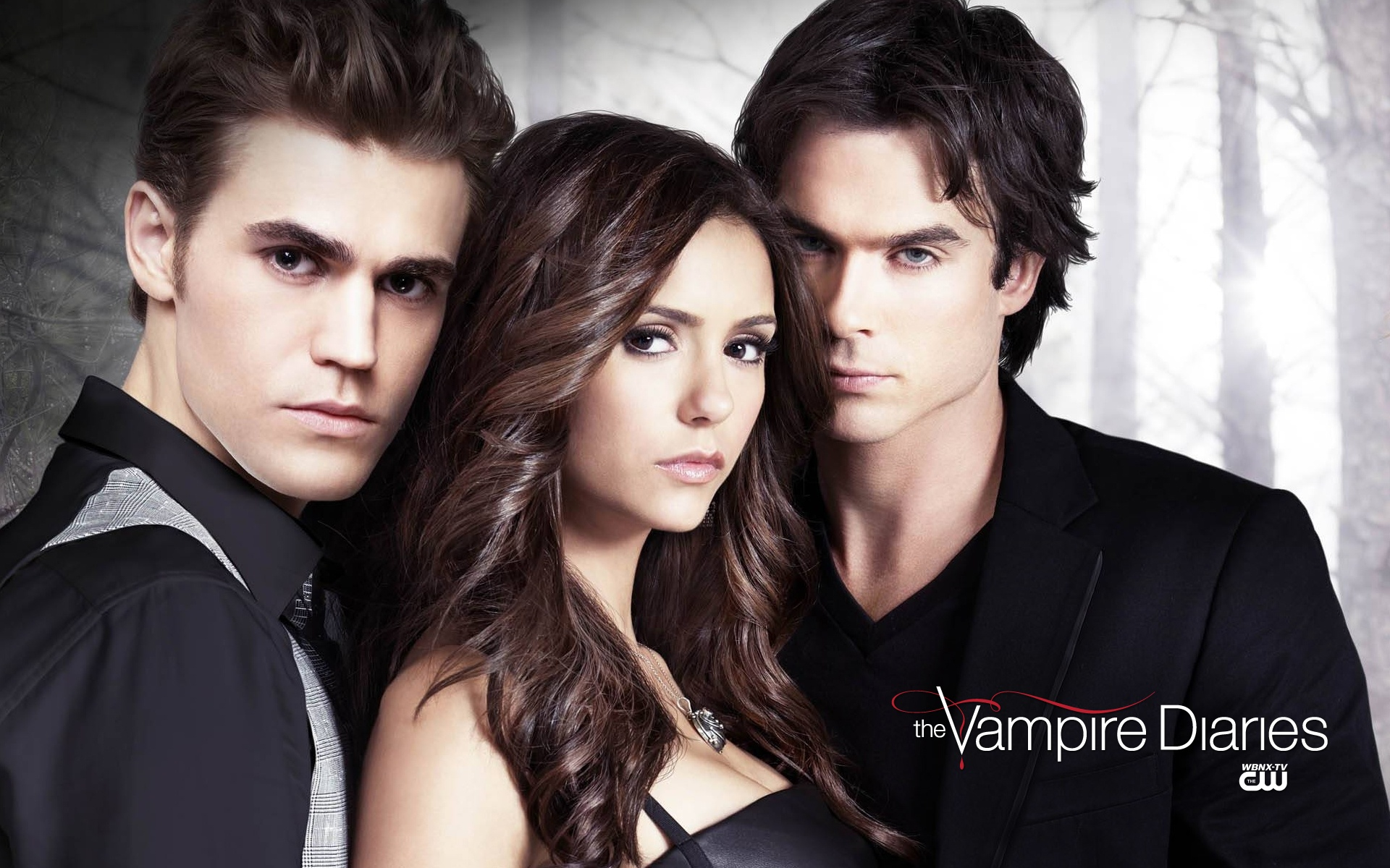 Wallpaper The Vampire Diaries Season 2 1920x1200 Hd Picture