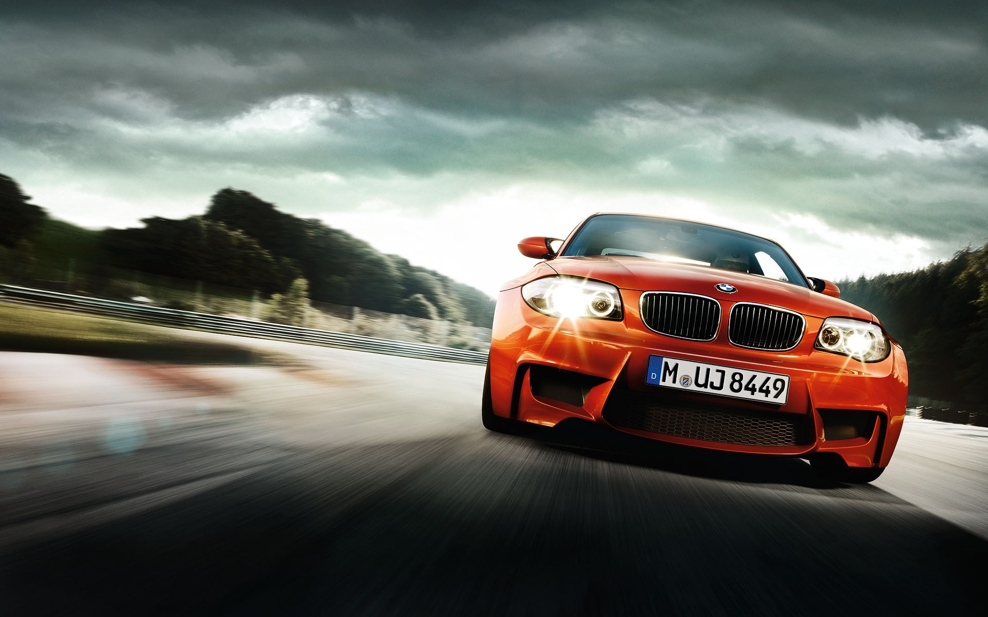 Wallpaper Bmw Red Cool Car 1920x1200 Hd Picture Image