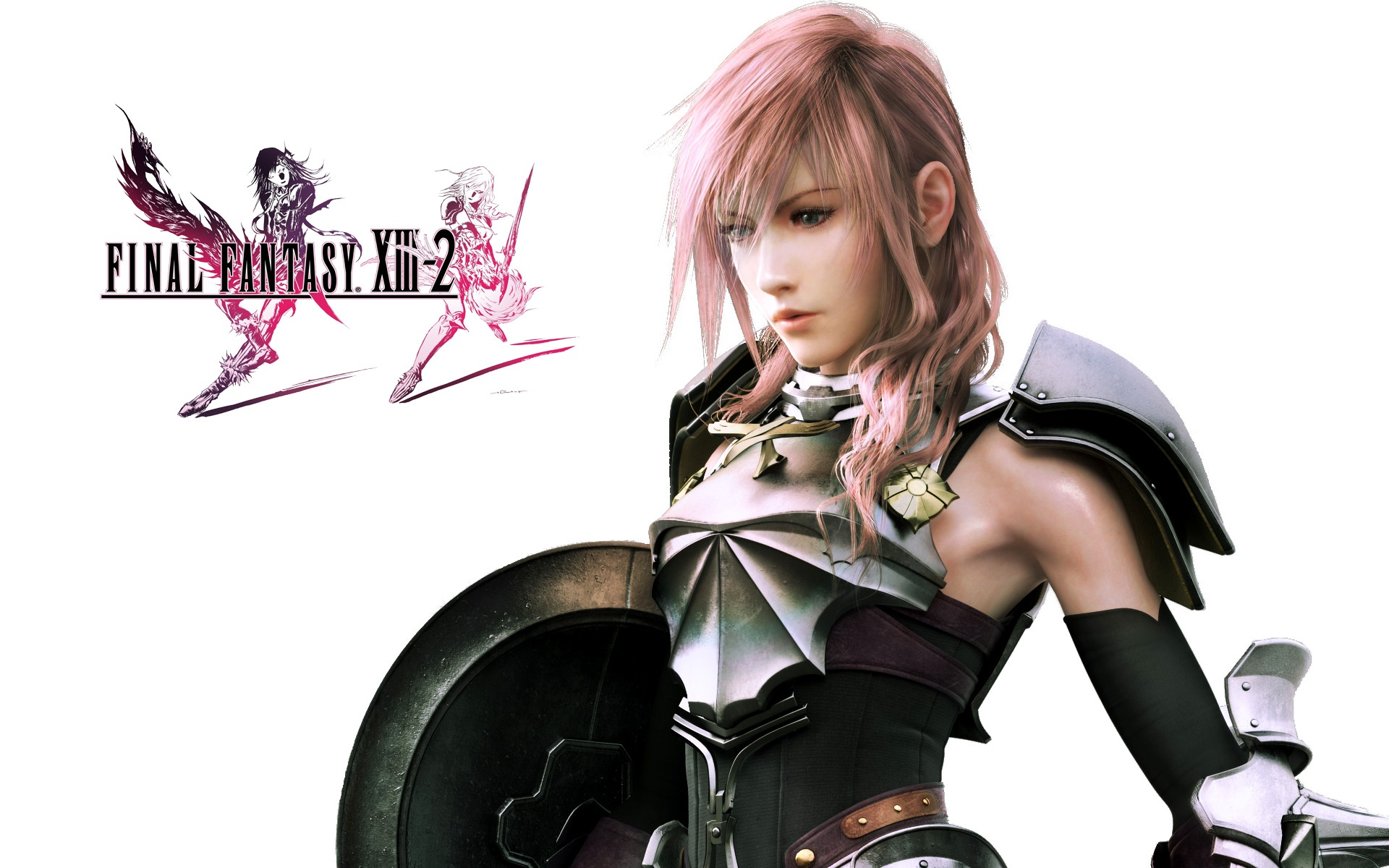 Wallpaper Girl In Final Fantasy Xiii 2 1920x1200 Hd Picture Image