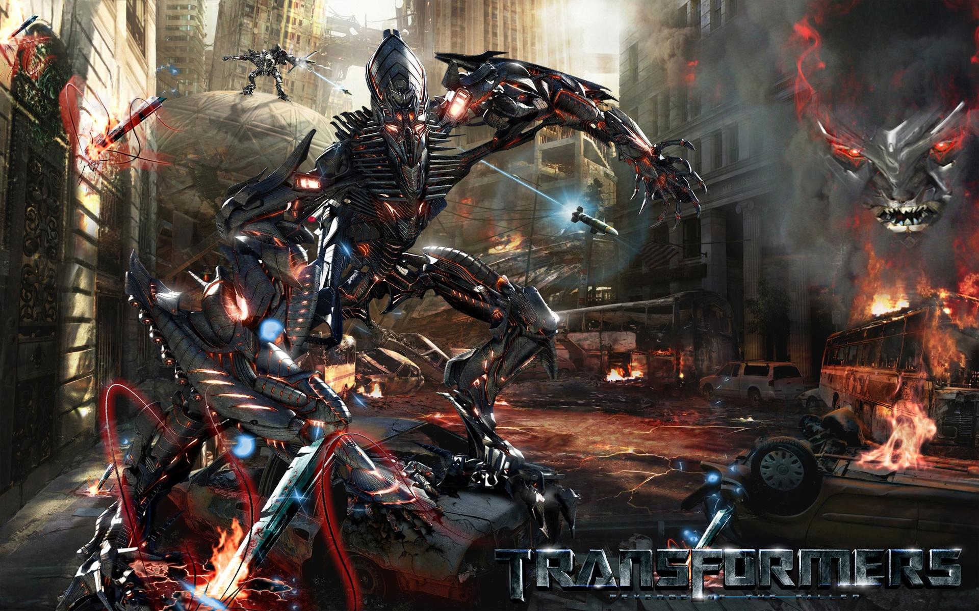 Wallpaper Transformers Revenge Of The Fallen 1920x1200 Hd Picture