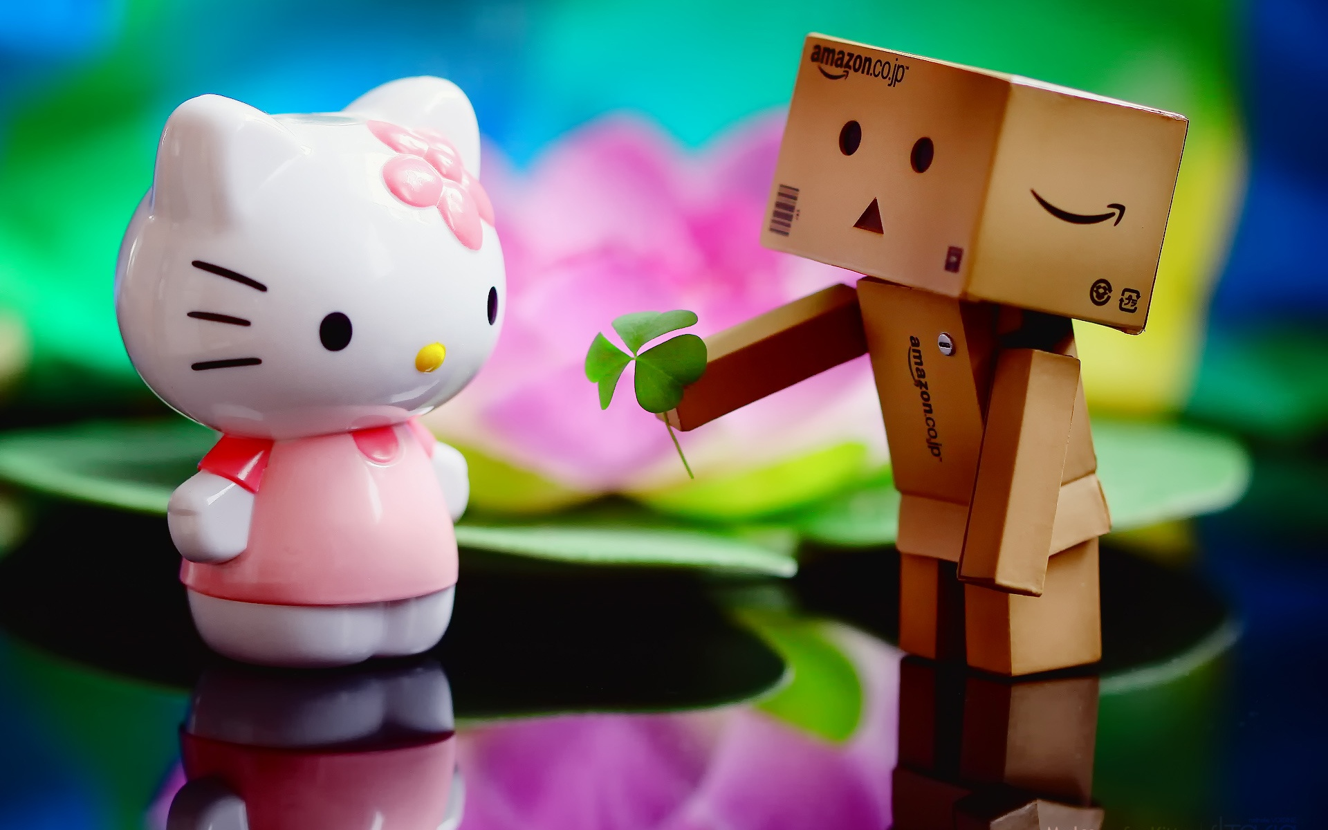 Wallpaper Hello Kitty 1920x1200 Hd Picture Image