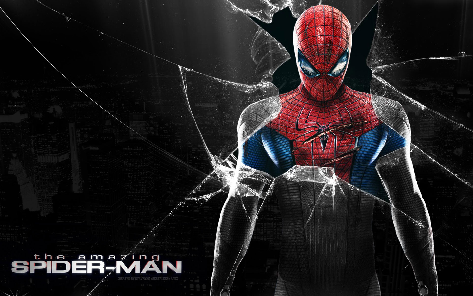 Wallpaper 2012 The Amazing Spider Man 1920x1200 Hd Picture Image