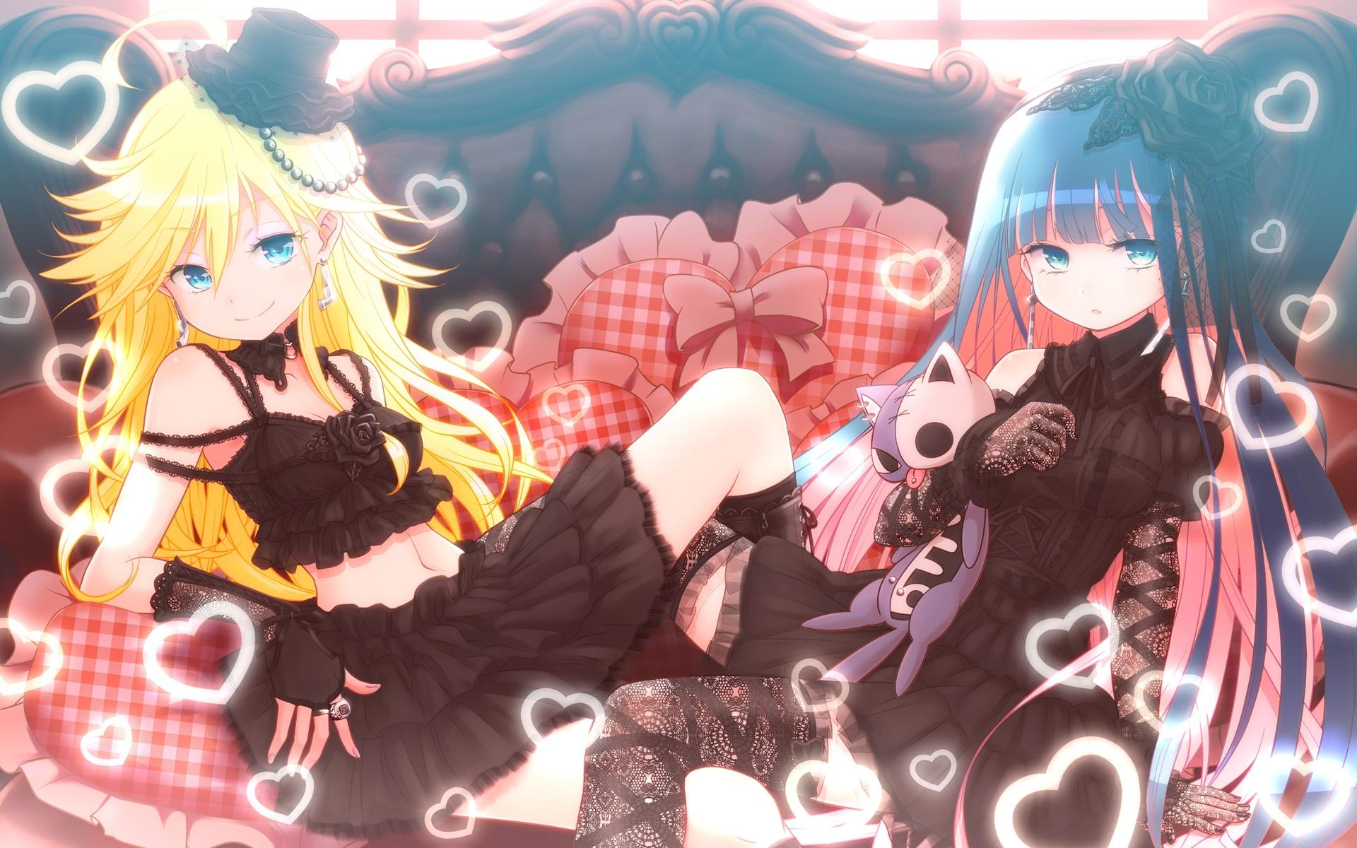 壁紙 ロマンチックなアニメの女の子 19x10 Hd 無料のデスクトップの背景 画像